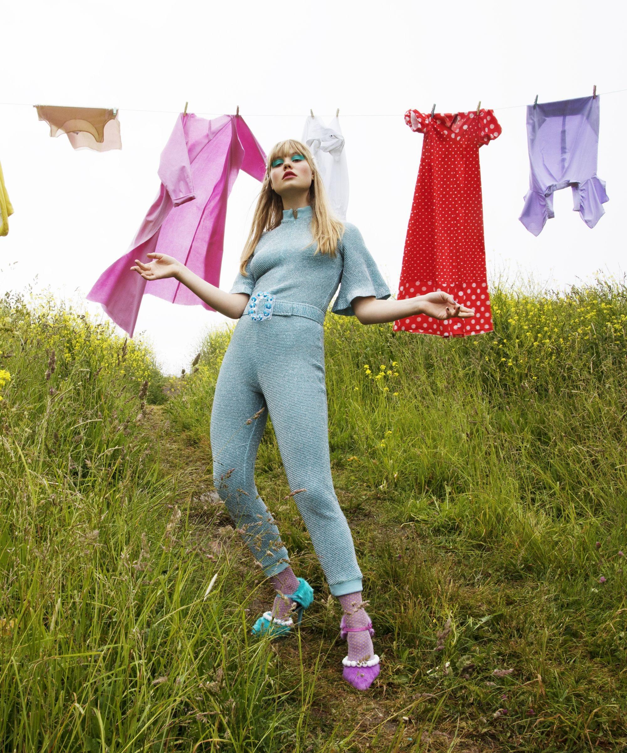 Lxandra Talks Swimming Pools Lyrics Music Video