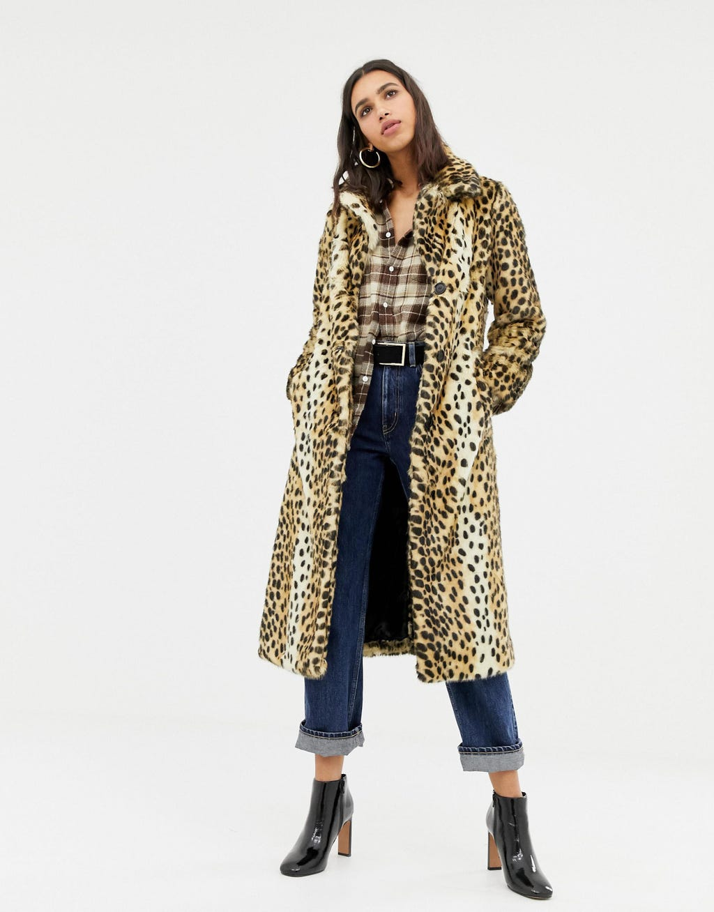 Best Leopard Print Coats To Keep You Warm Winter 2018