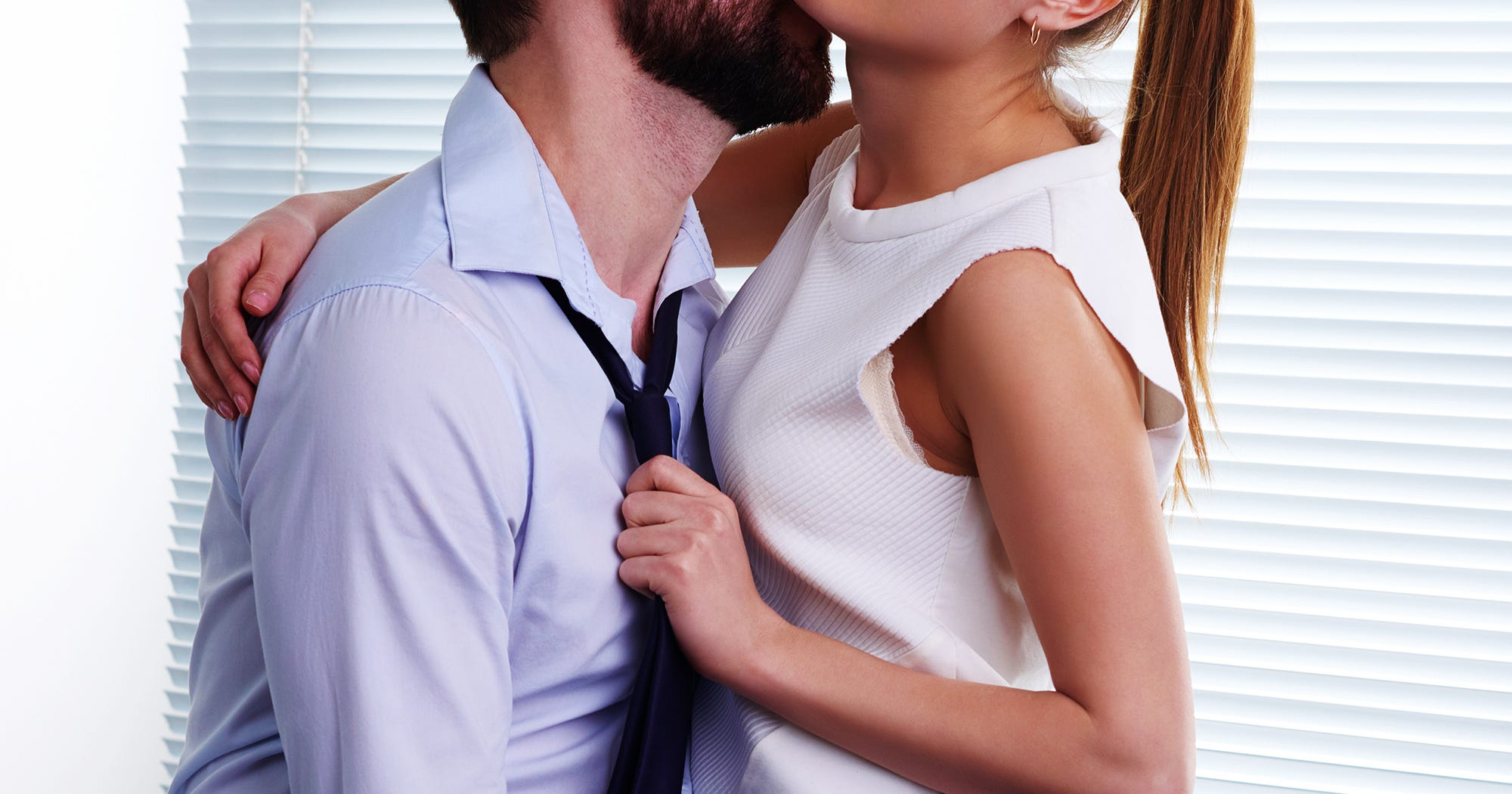 Hook up with a married coworker