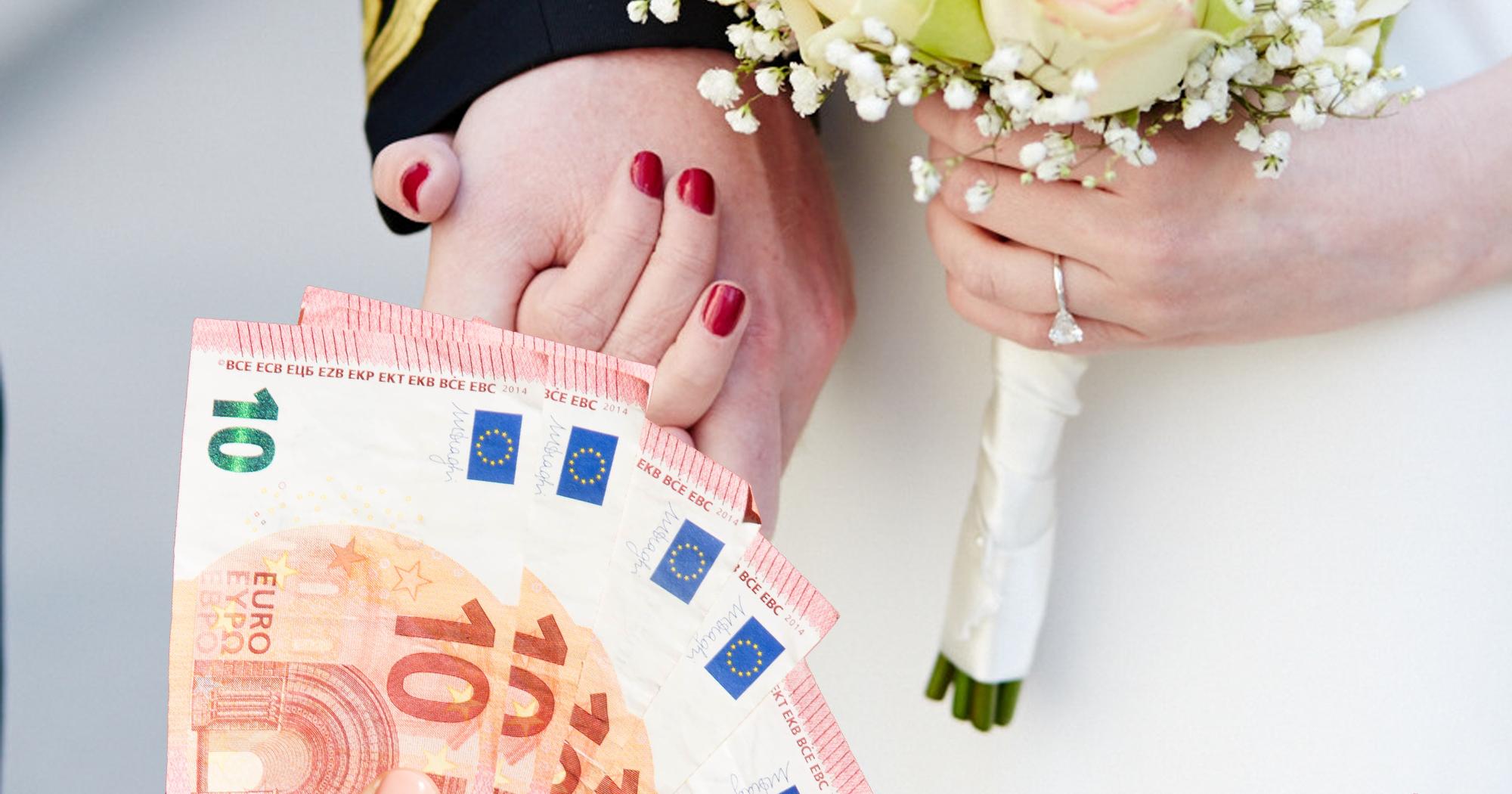 Hochzeit Geschenk Wie Viel Geld Sollte Man Schenken