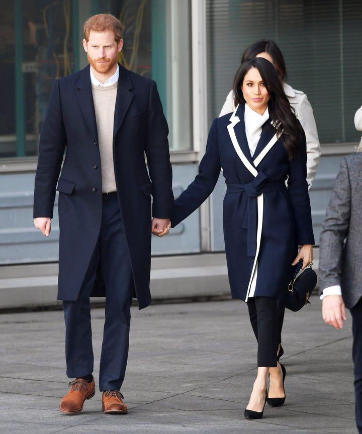 Megan Markle Jcrew Coat Sold Out Similar Winter Jackets