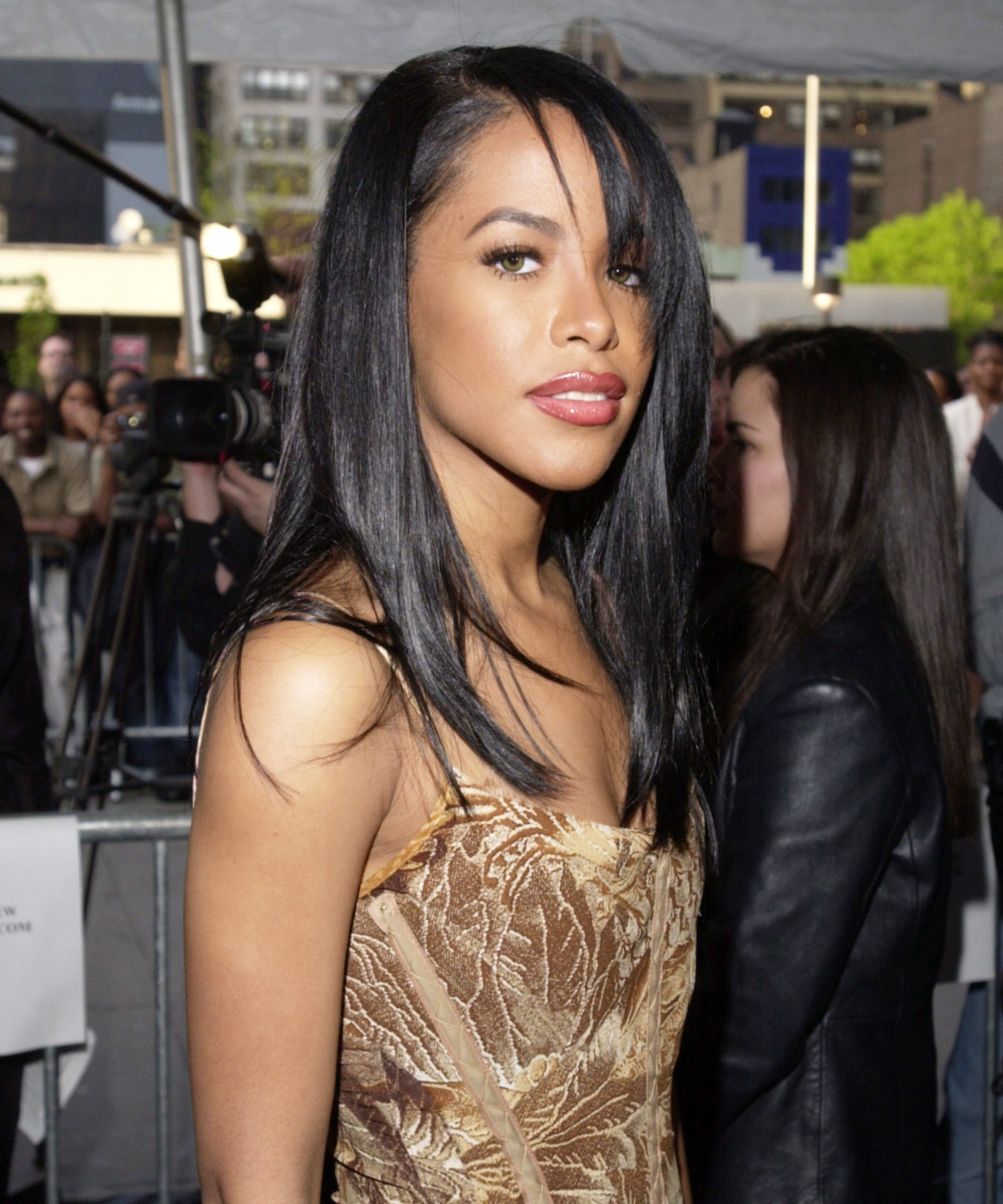 Aaliyah Brother Discusses Her Legacy And MAC Makeup
