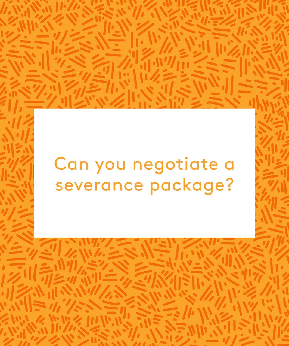 Severance Package Negotiation Example Letter from s3.r29static.com
