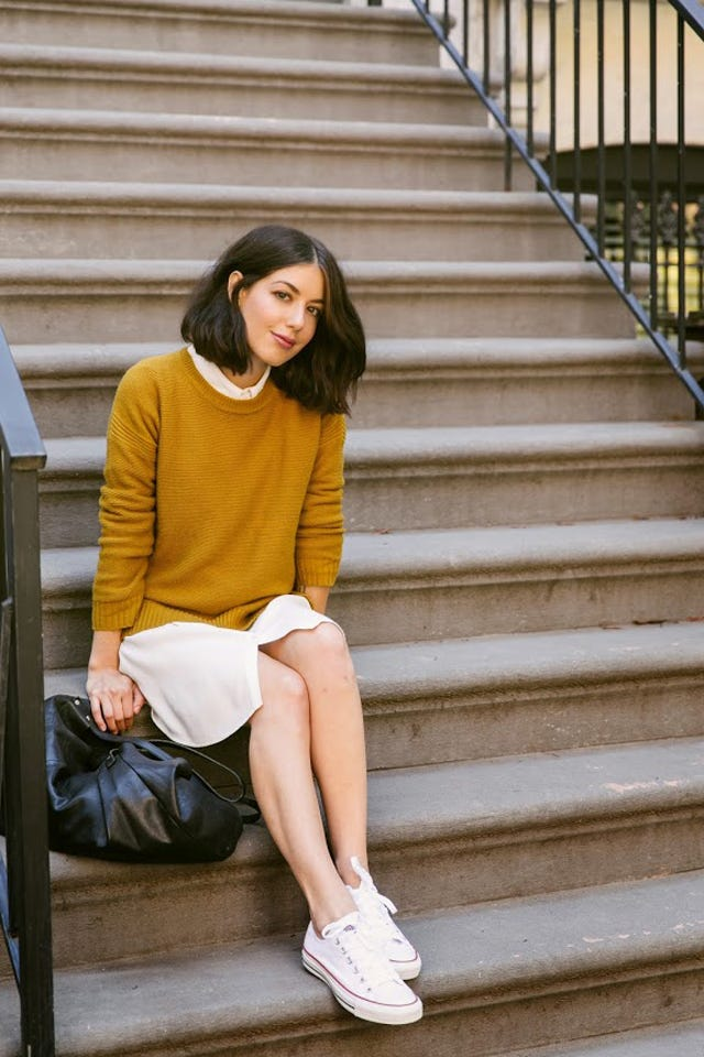 fall-uniform-cupofjo-yellow-sweater