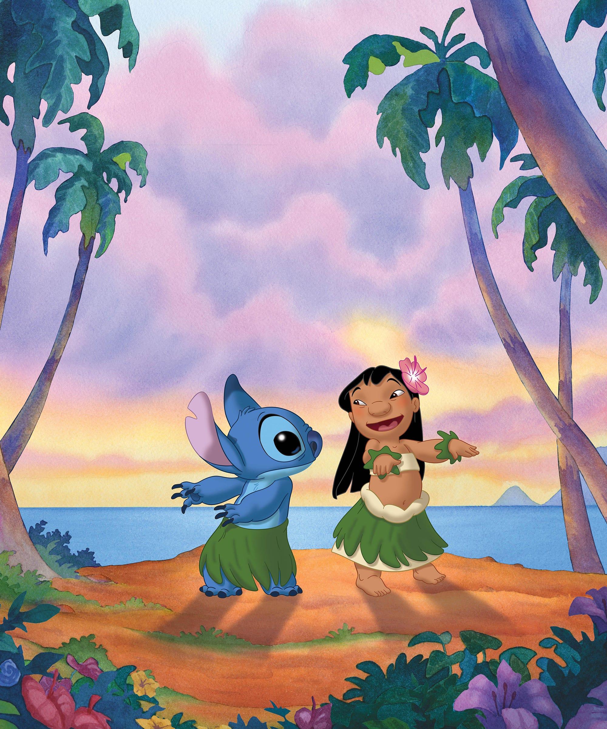 Lilo Stitch Reunite In Live Action Disney Movie
