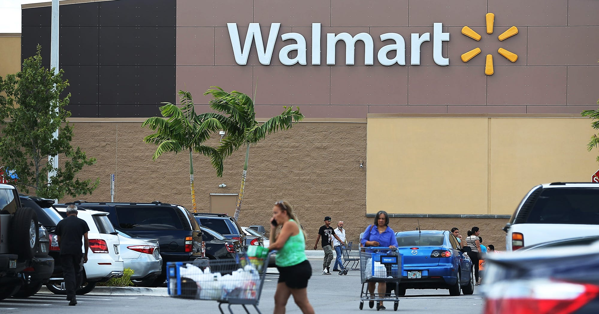 Walmart Pulls Violent Images But Continues To Sell Guns