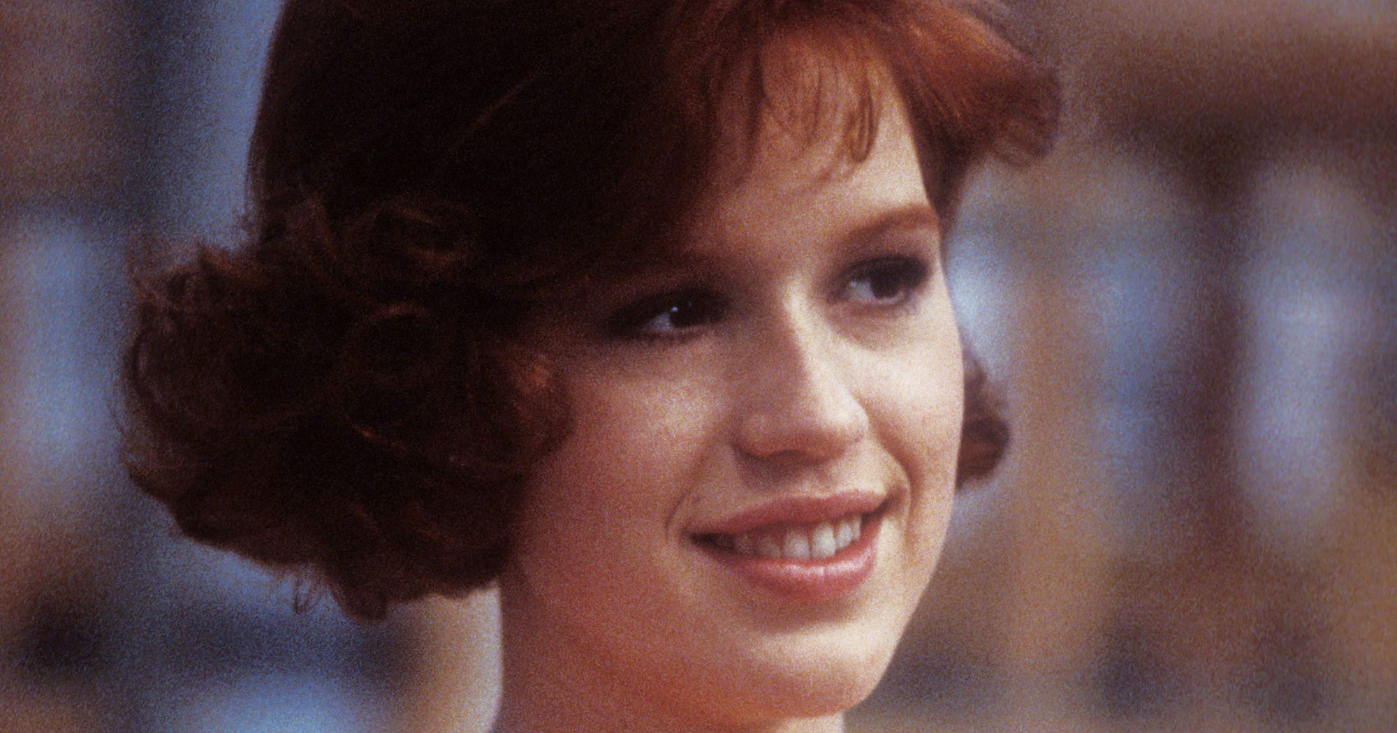 Haviland Morris molly ringwald feels uncomfortable about her movies