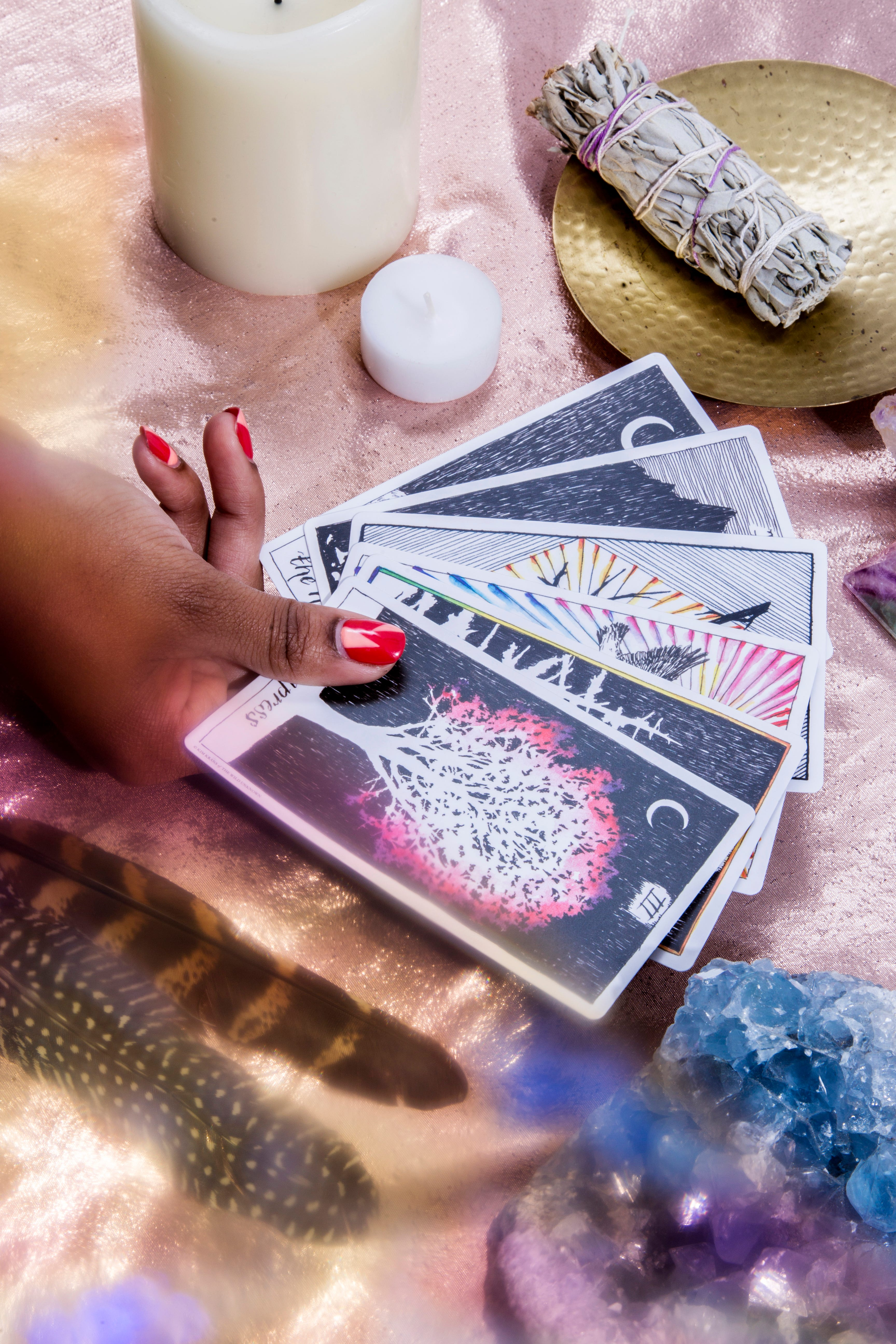 Should You Buy Tarot Cards For Yourself? Bad Luck Myth