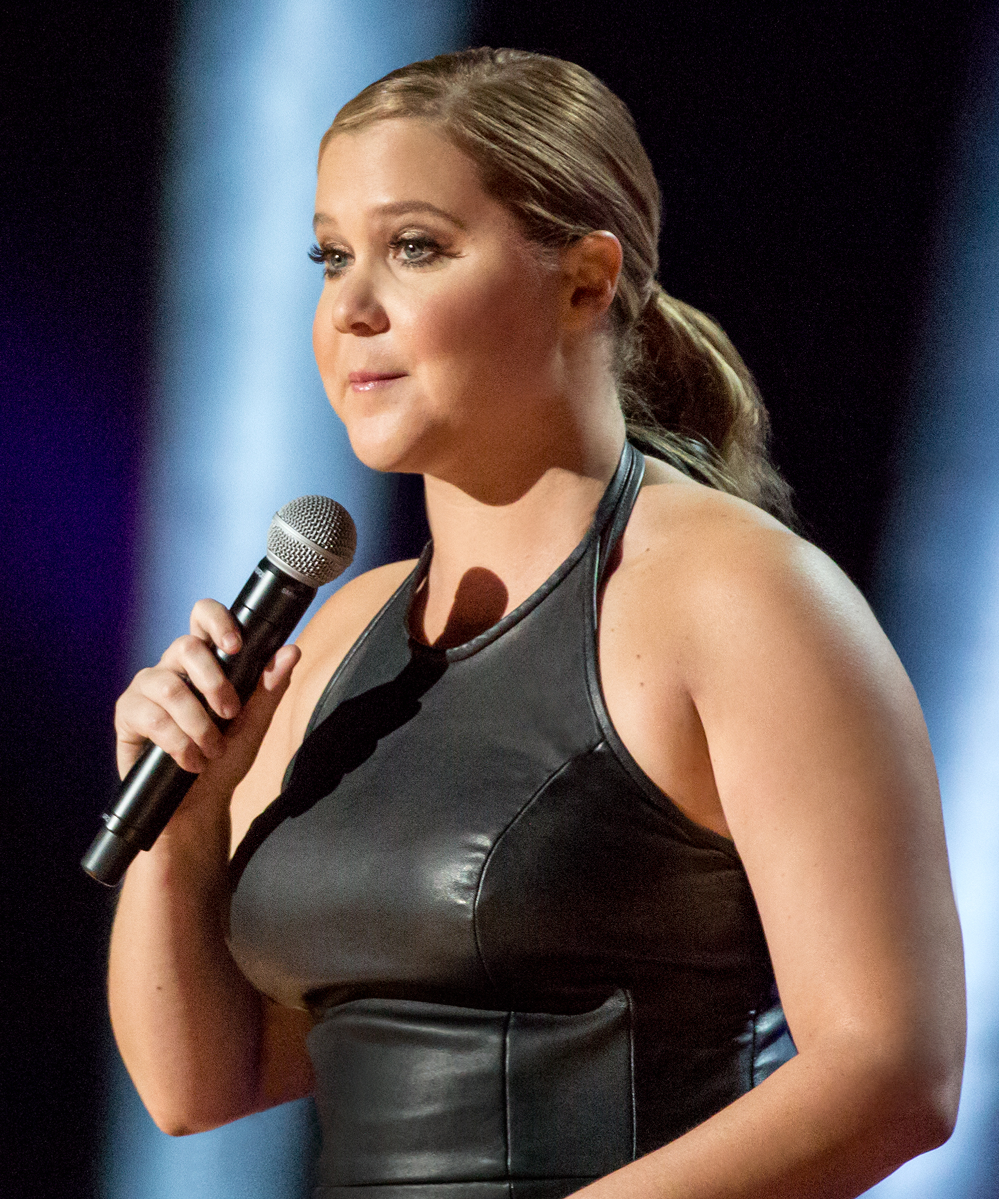 Amy Schumer Tit Pics netflix amy schumer standup special leather meaning