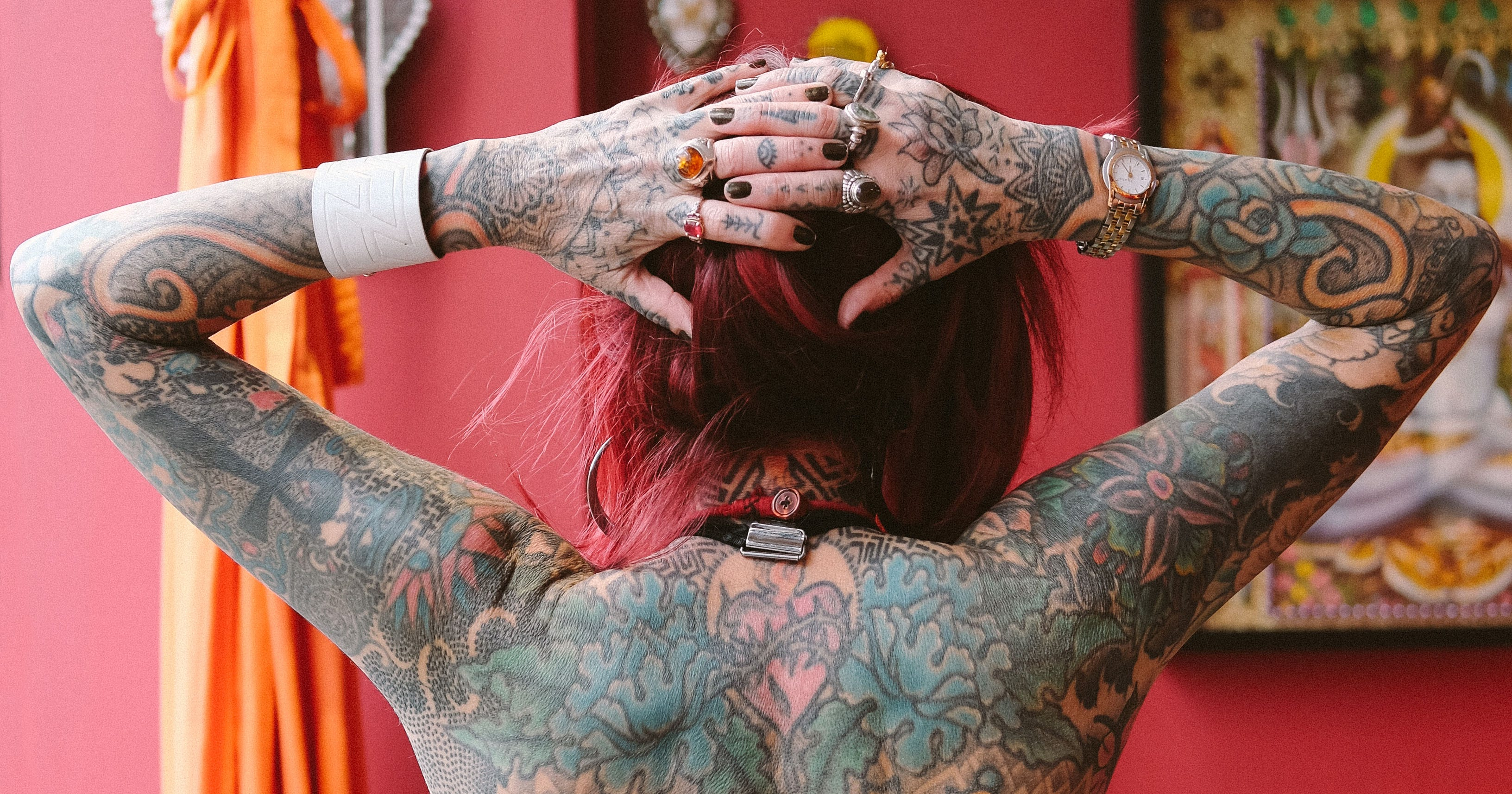 Tattoo 50: Women With Tattoos Over 50