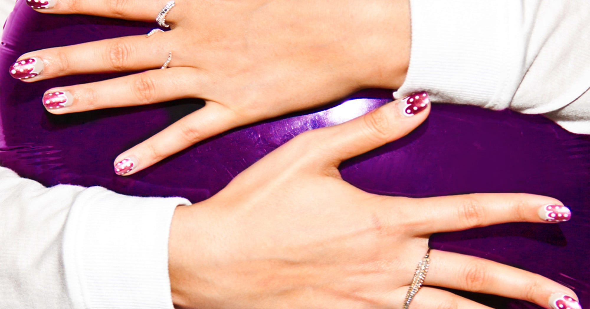Cool Girls All Over The World Are Obsessing Over These Nail Trends