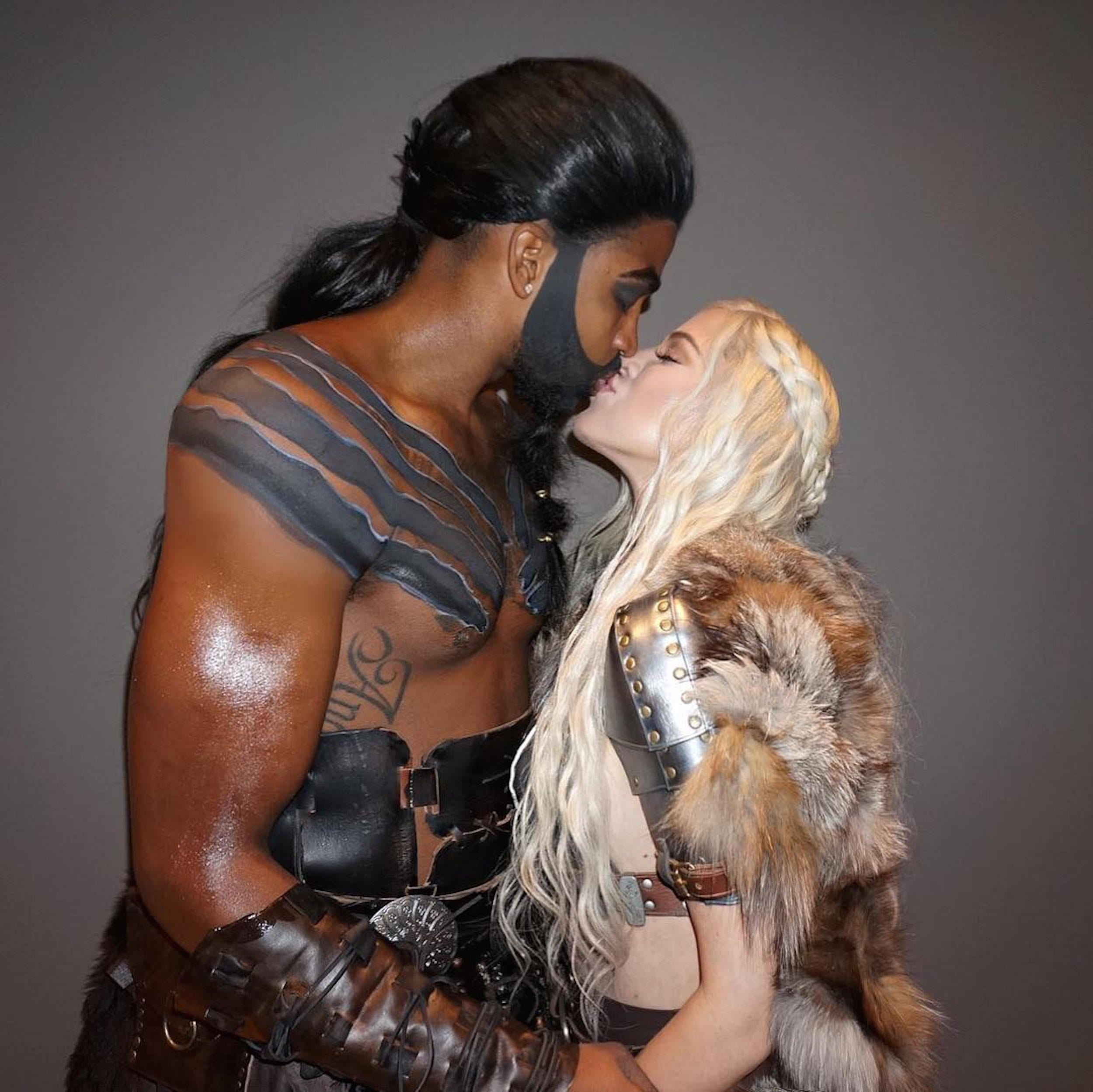 These Are The BEST Celebrity Couples Costumes Of The Year