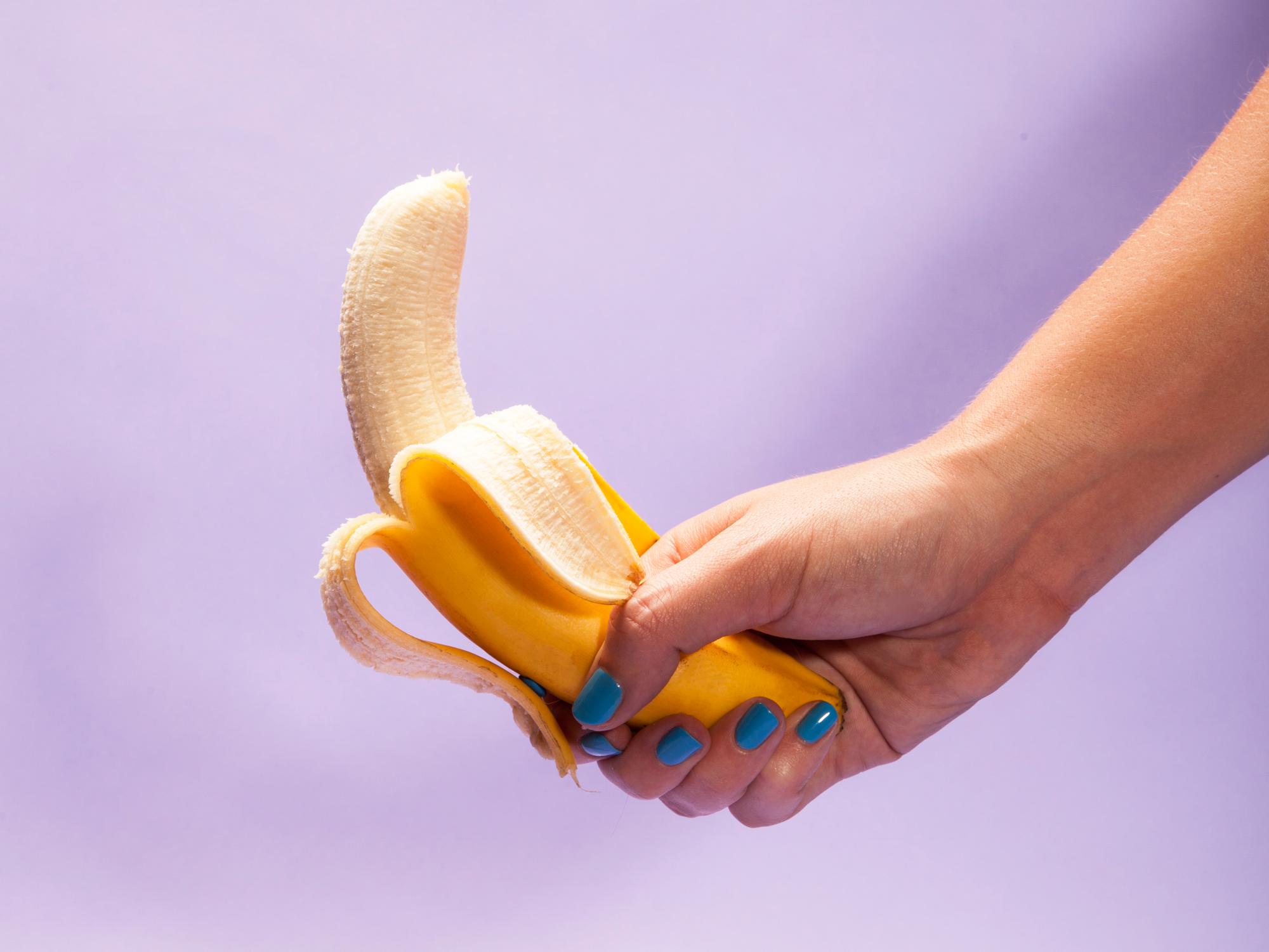 Hände frei Orgasmus Blowjob