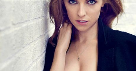 Anna Kendrick Strips To Her Bra And Talks Sex With GQ