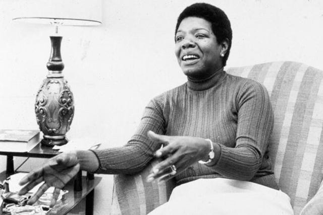 may angelou
