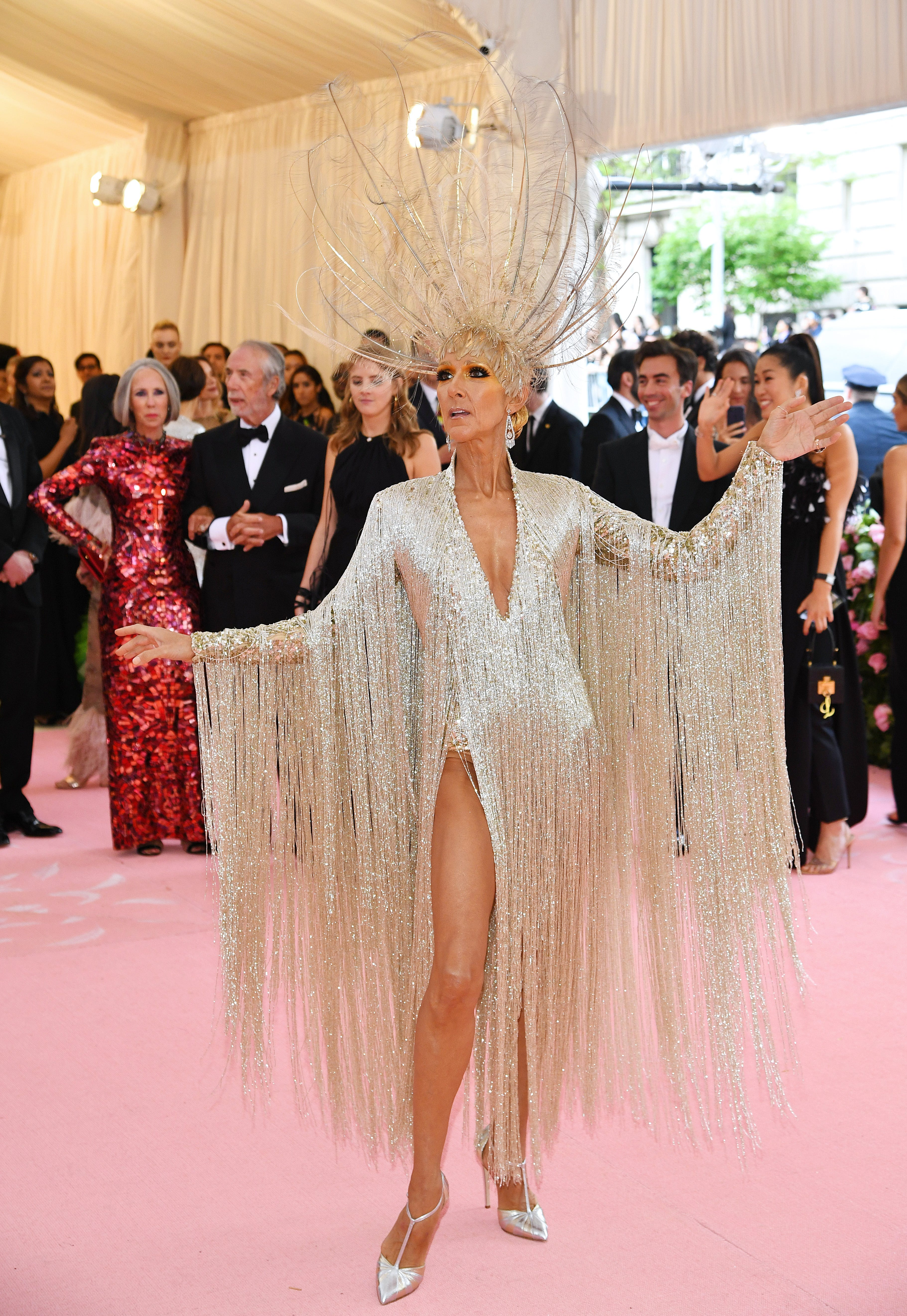 Best Dressed Celebs At Met Gala 2019 Camp Fashion Looks