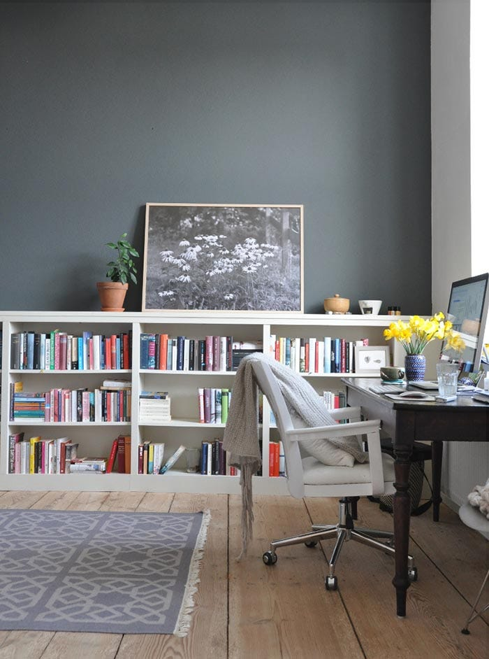 So stylst du dein Billy Regal von IKEA auf