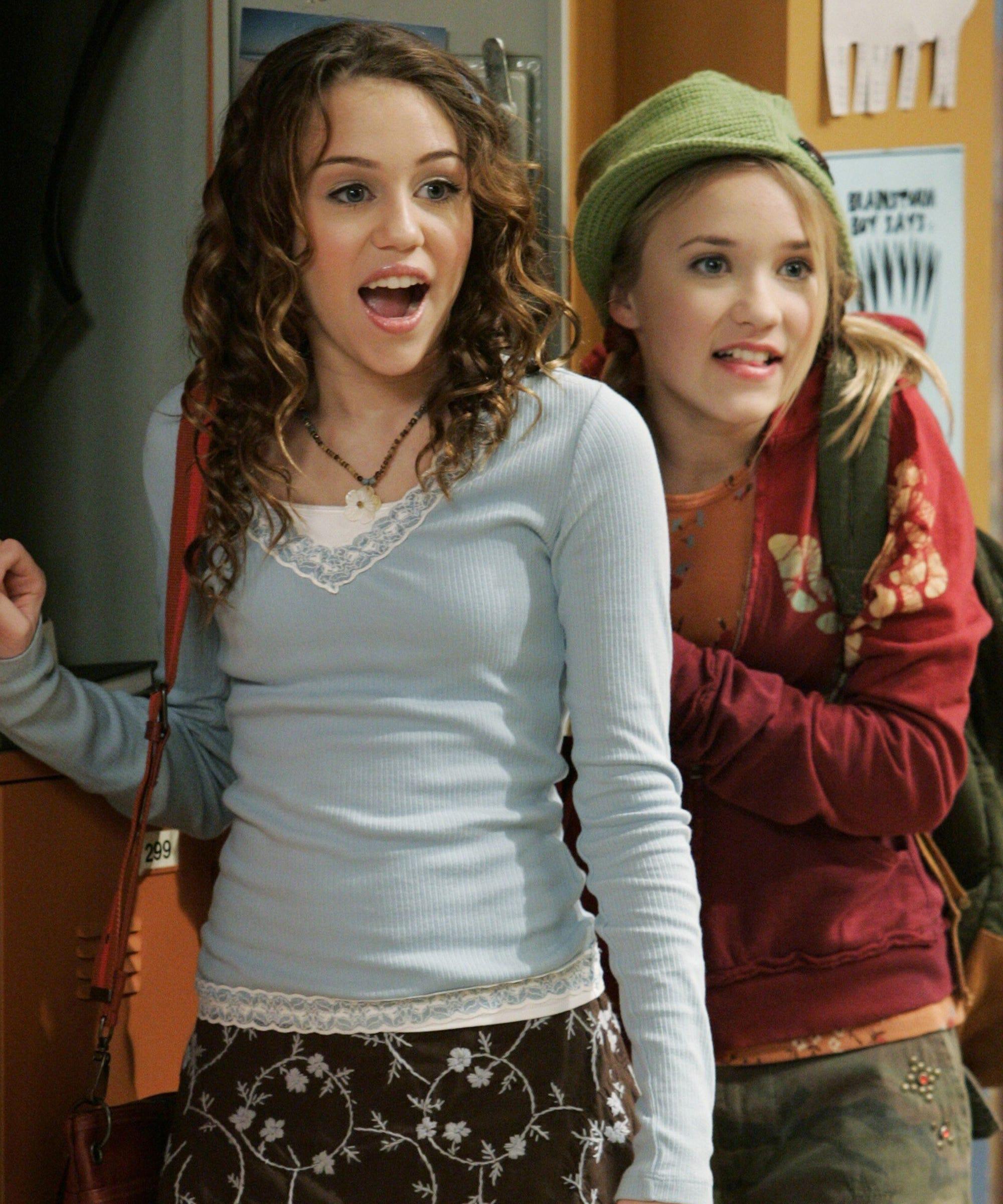 Hannah Montana Last Words Ad Lib Emily Osment Twitter