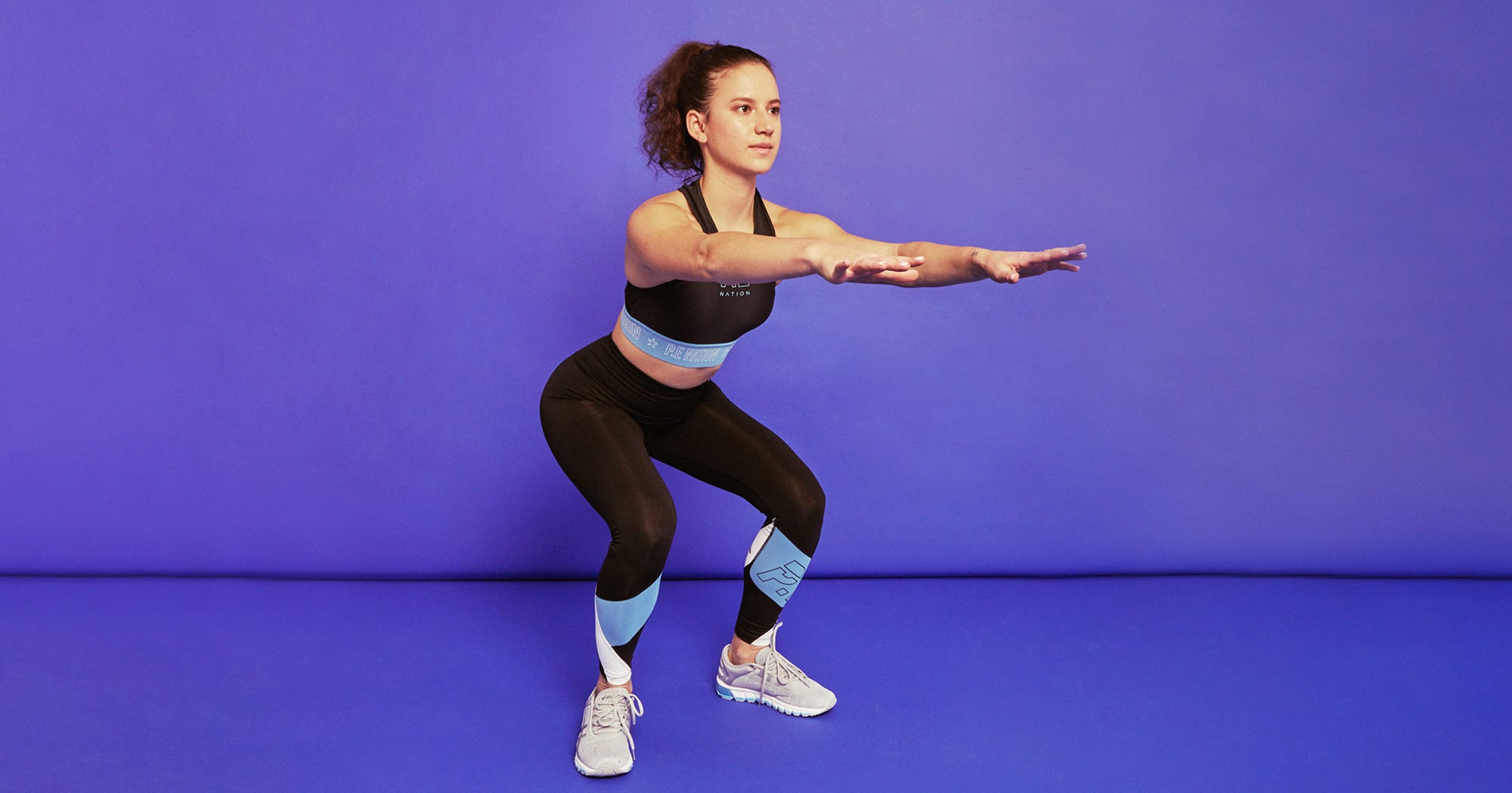 This 30-Day Squat Challenge Will Give You A Stronger Butt