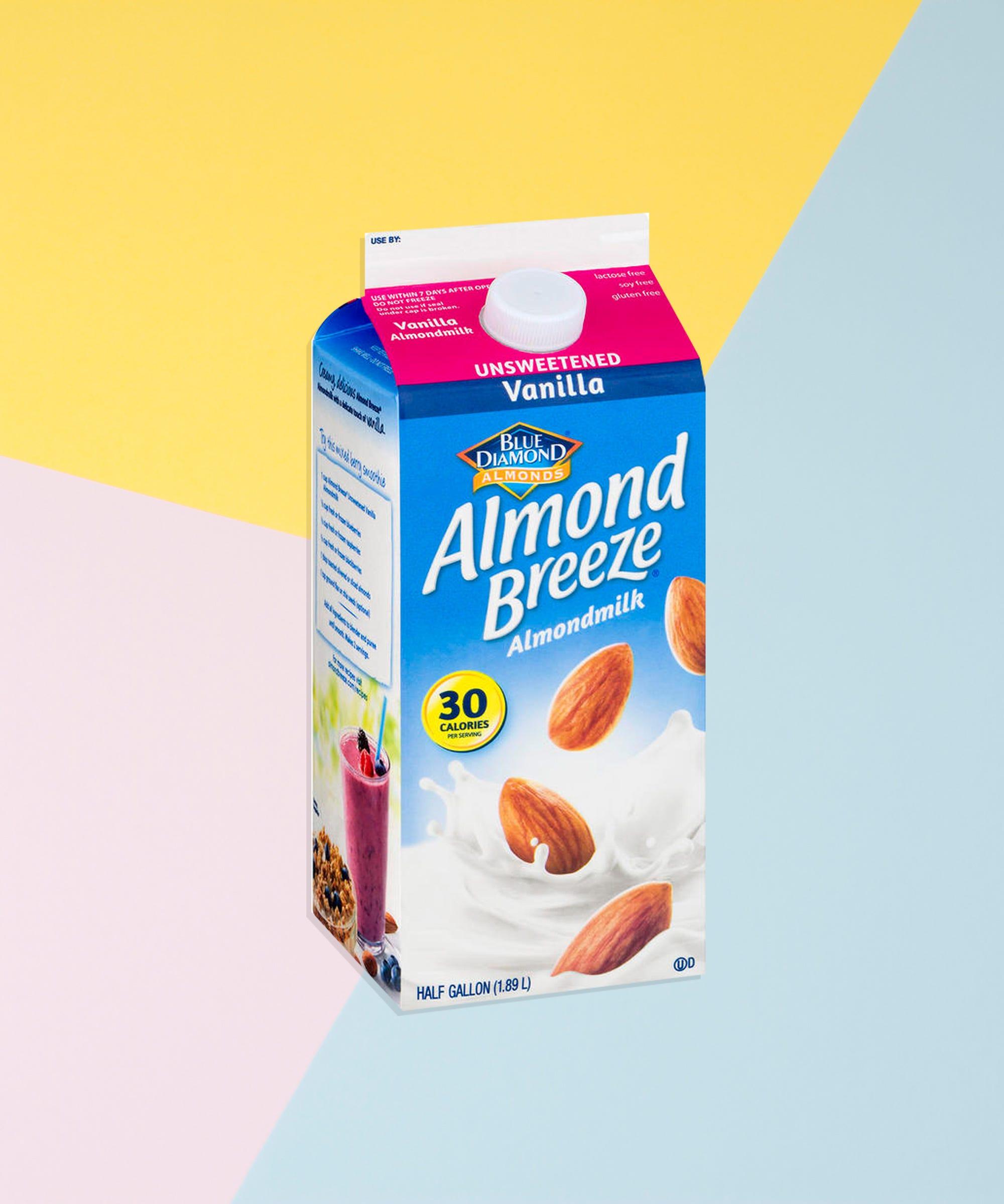 Almond Milk Recalled By FDA, Not Dairy Free