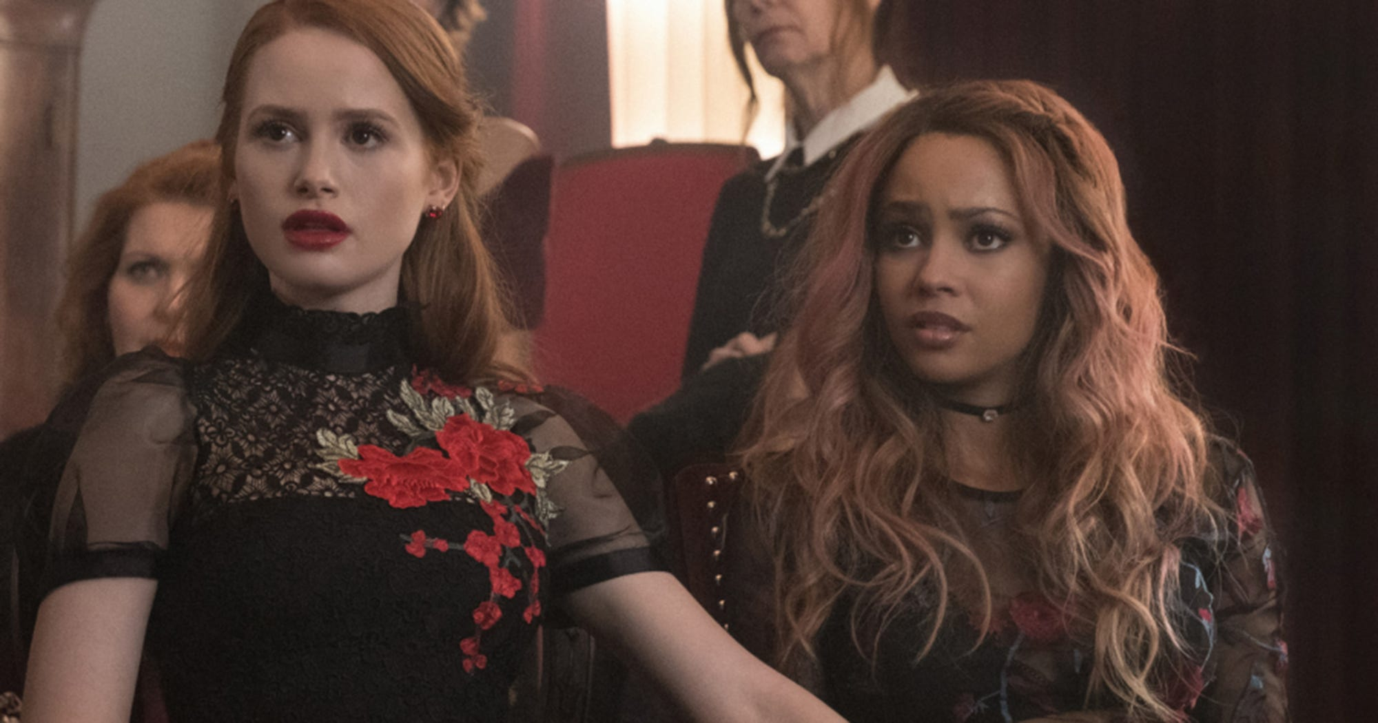 Choni Episode Gives Riverdale Its Best Sexiest Kiss