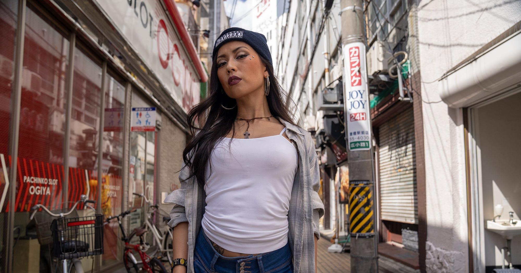 Japanese Cholas Chicanas Lowrider Culture