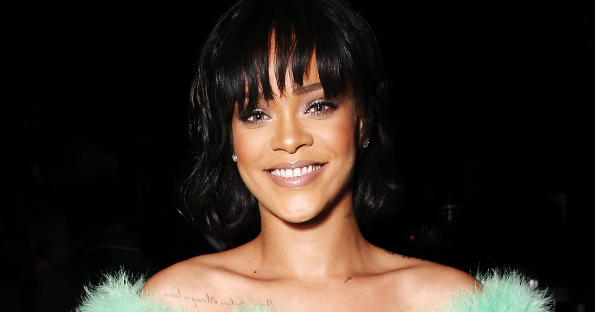W Magazine Rihanna Cover 2016