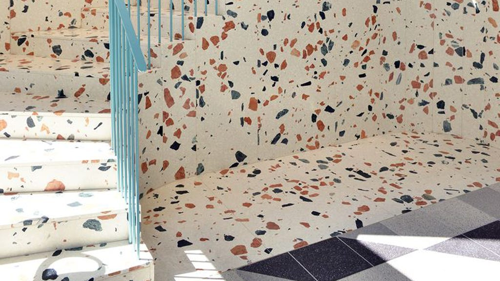 Terrazzo Homeware Interiors 2017 Design Trends