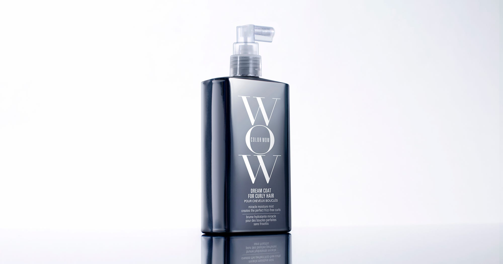 Color Wow Dream Coat Curly Hair Review