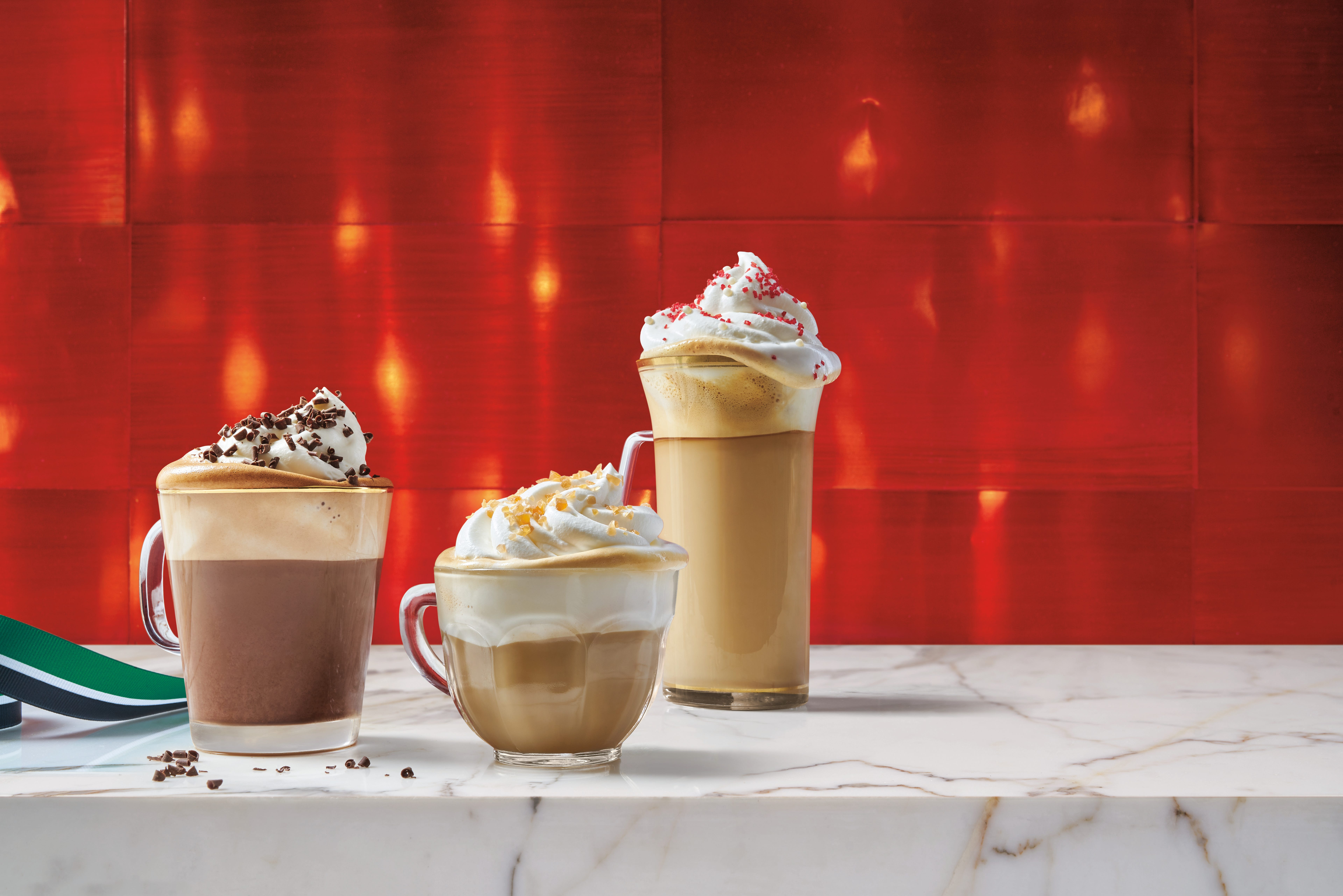 Starbucks Christmas Menu.Starbucks Holiday Menu 2018 New Seasonal Food Drinks