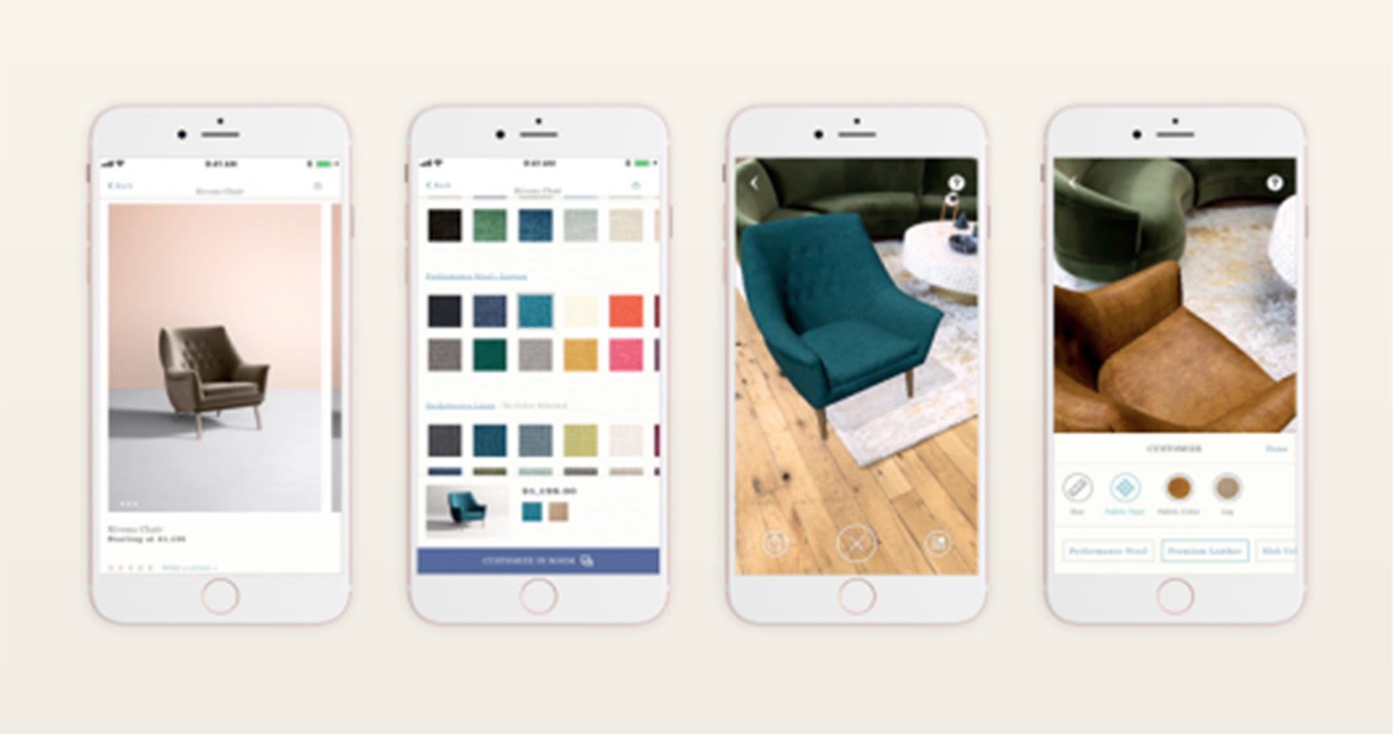 How To Buy The Right Furniture For Your Apartment Straight From Your Phone