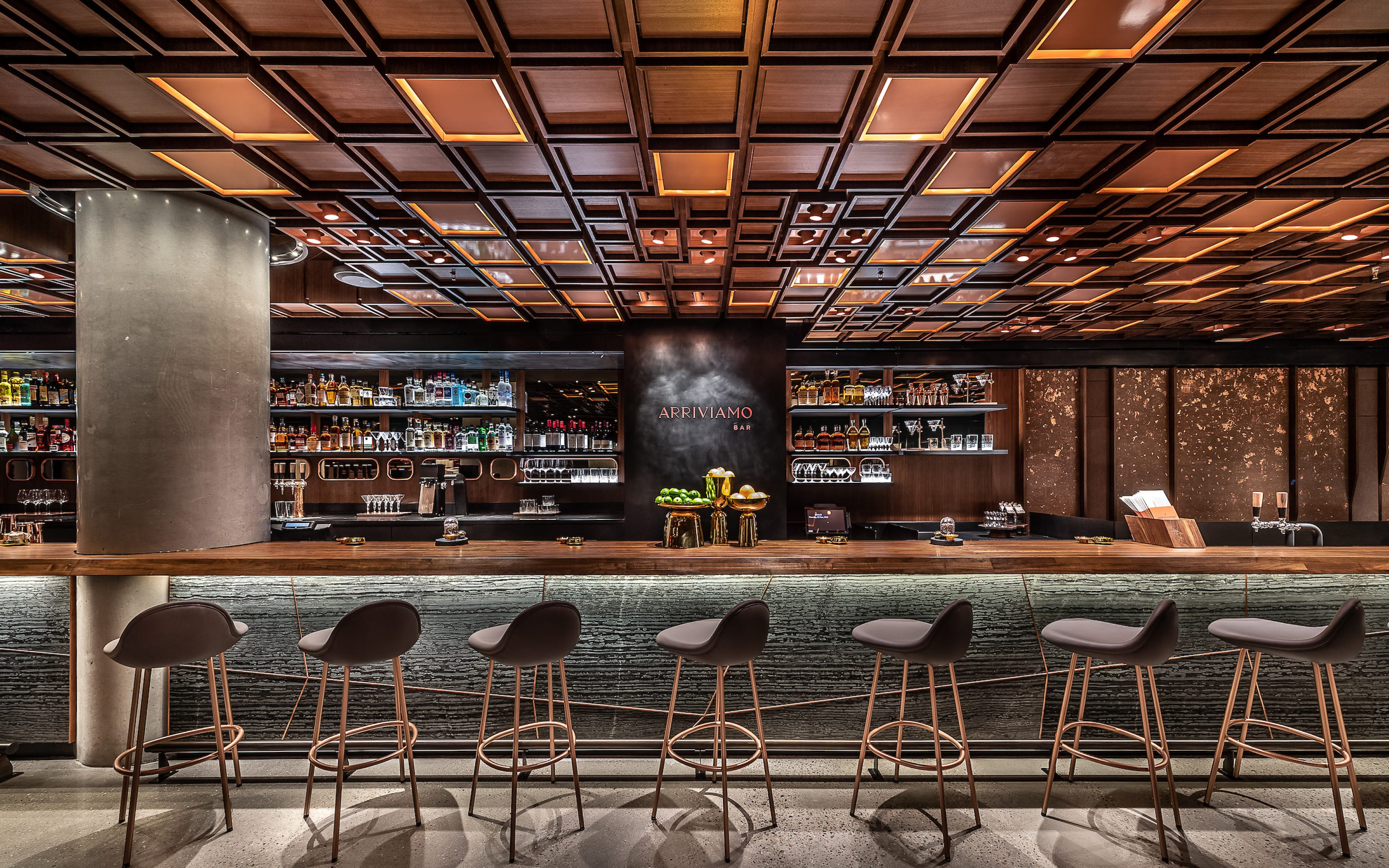 New Starbucks Reserve Roastery In Nyc Opens This Week