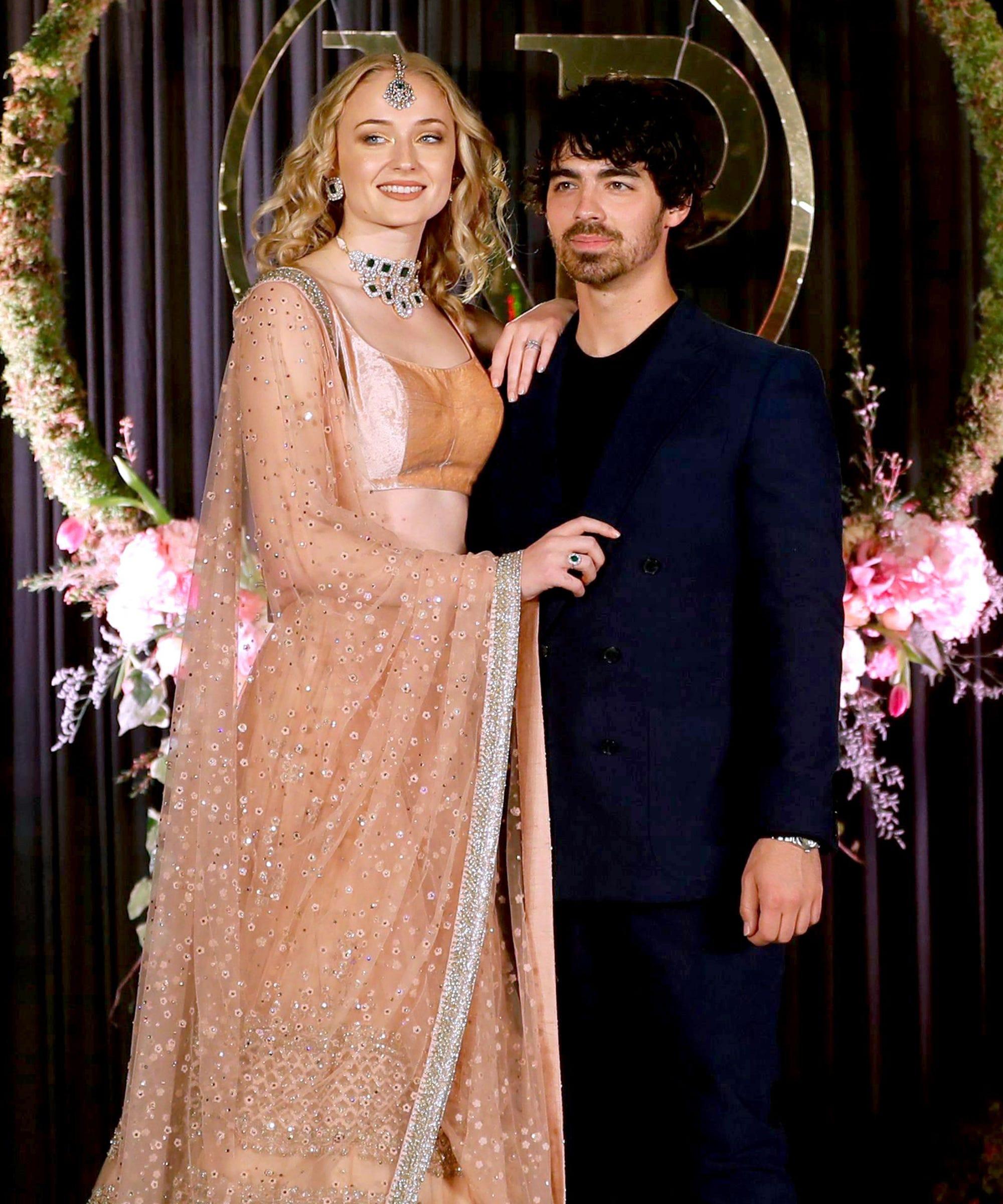 Joe Jonas Sophie Turner Wedding Date Details