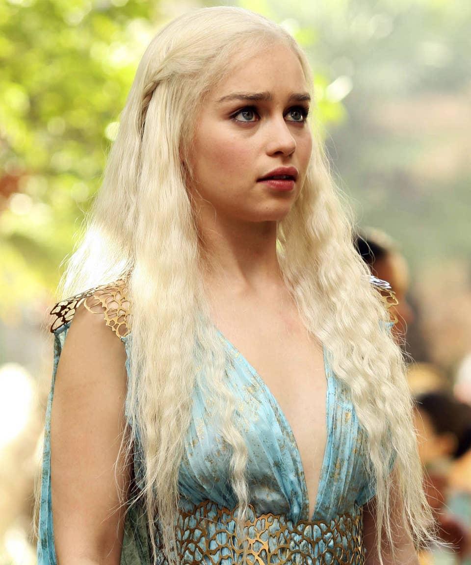 Daenerys sexy The Daenerys