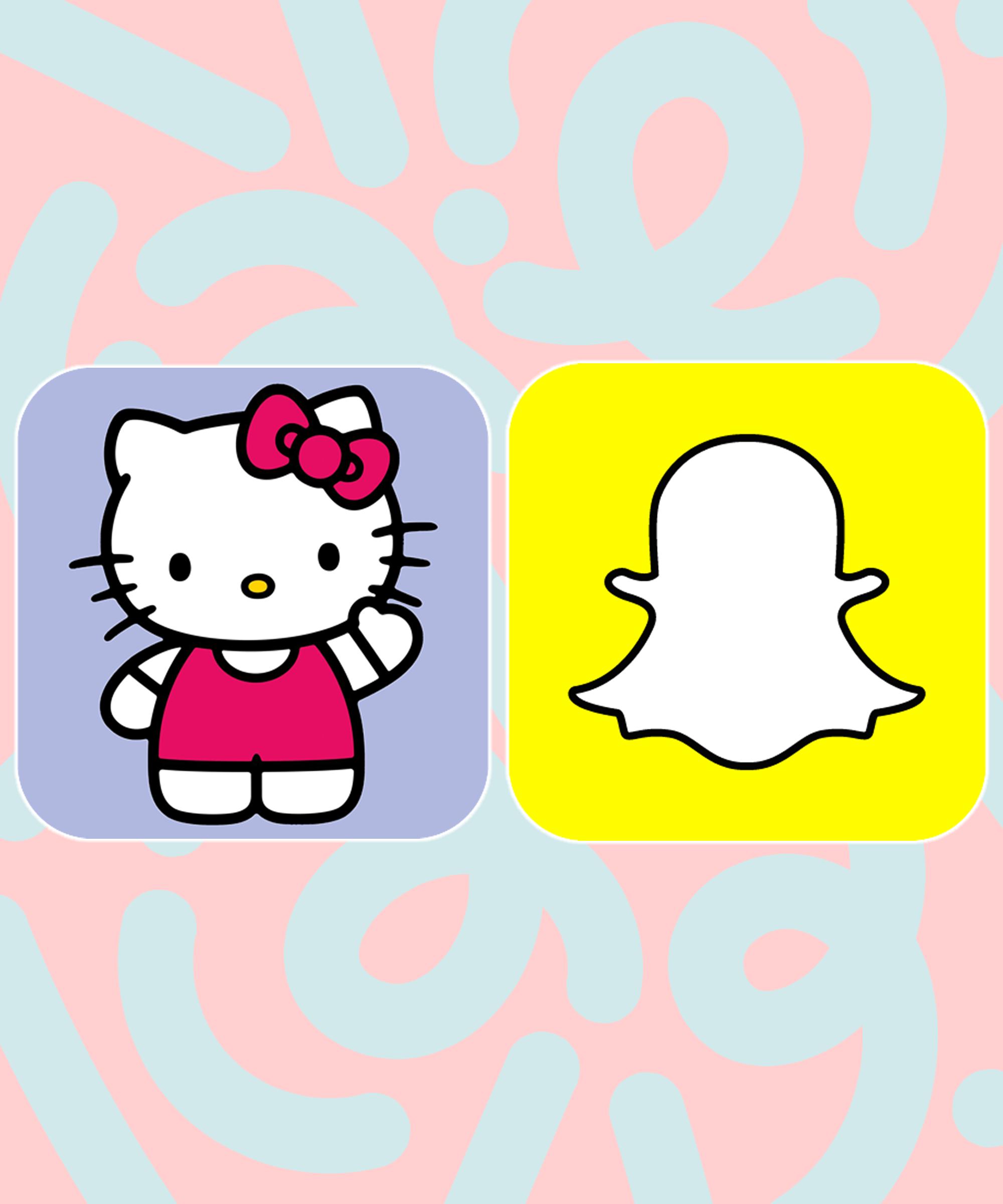 Sanrio Hello Kitty Stickers Bows