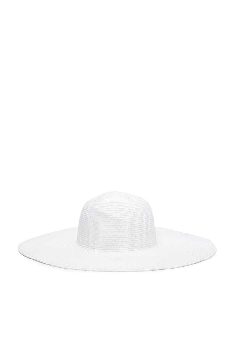 2c97b00499f Forever 21 + Floppy Wide-Brim Straw Hat