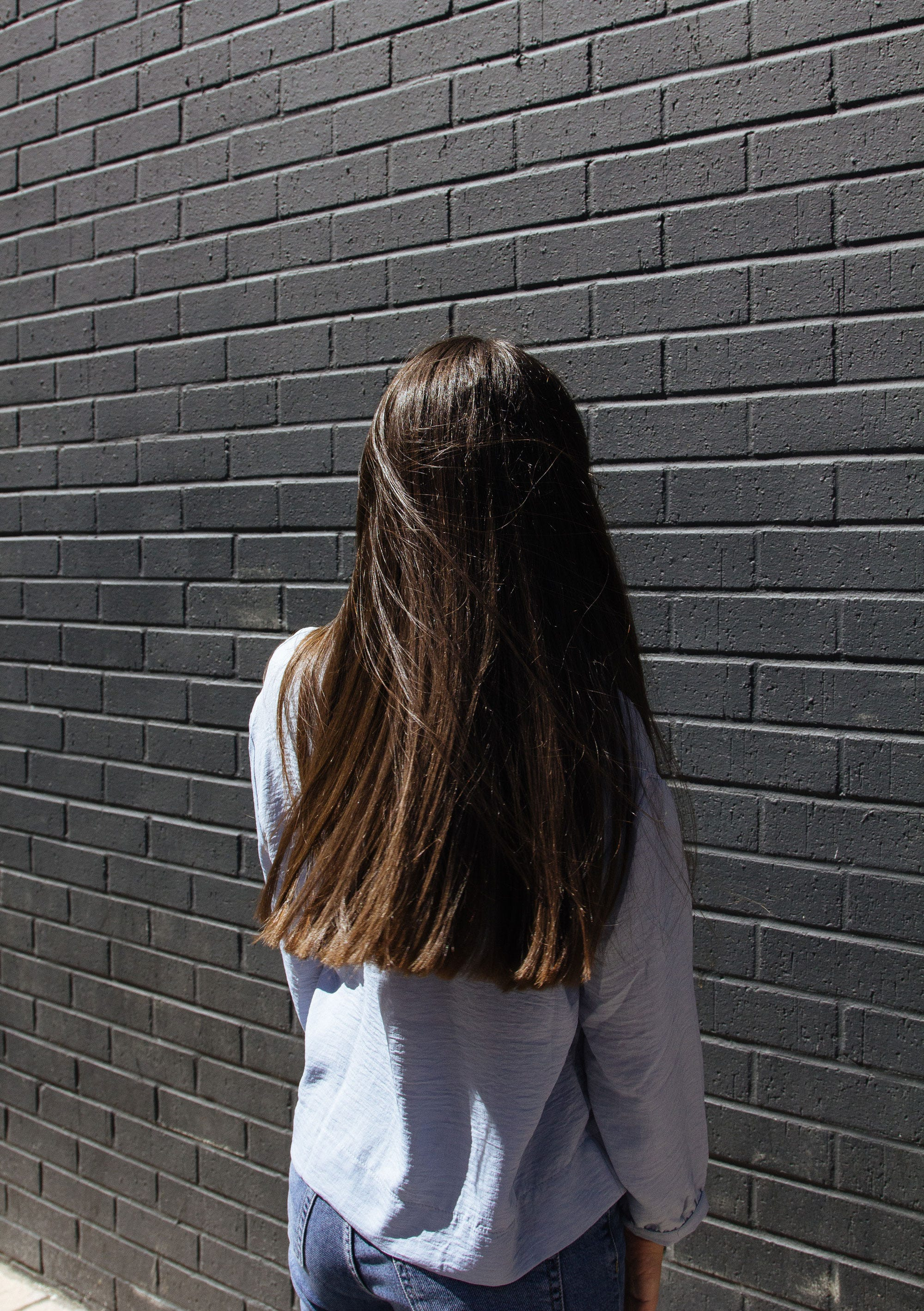 How Straightening Hair Treatments Cost Me My Identity