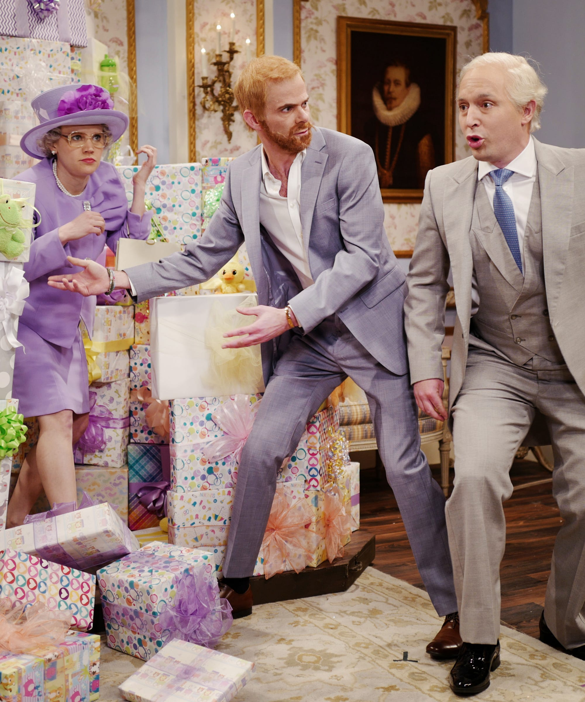 Flipboard: SNL's Prince Harry Attempts To Prepare The