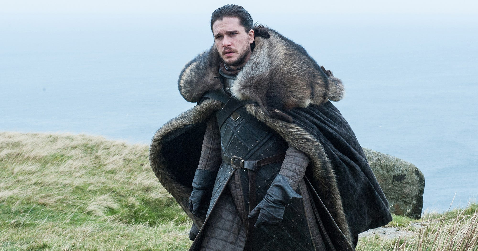 Kit Harington Is Already Ditching Jon Snow For New TV Series
