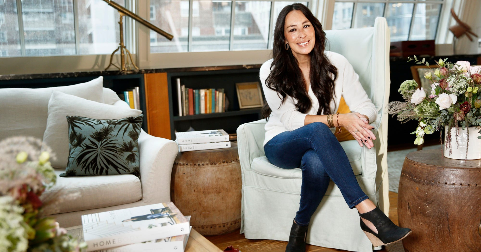 Joanna Gaines Bedding Line Is Coming To Target