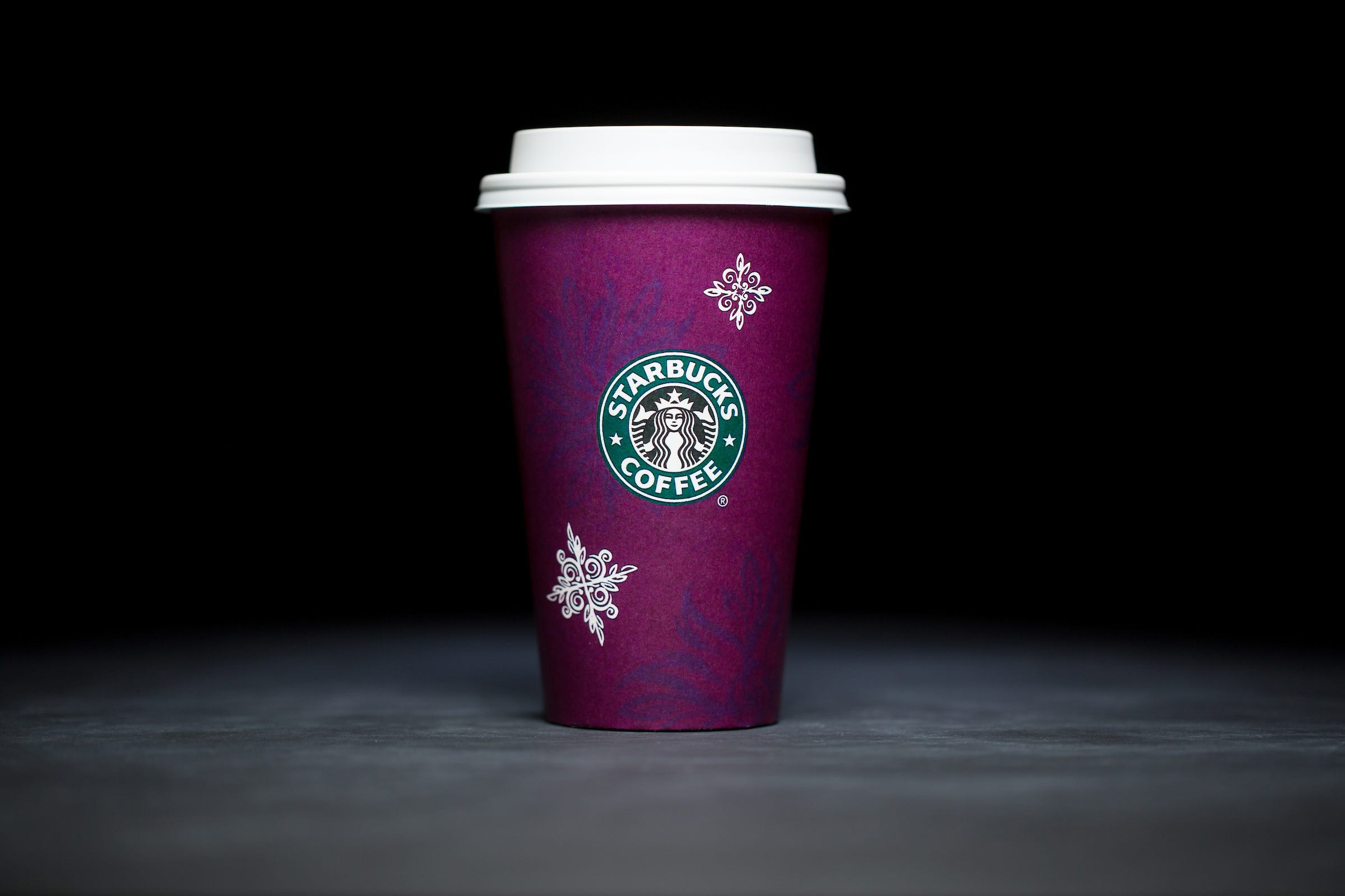 Starbucks Christmas Coffee Cups.Starbucks Holiday Cups Evolution To 2018 Over The Years