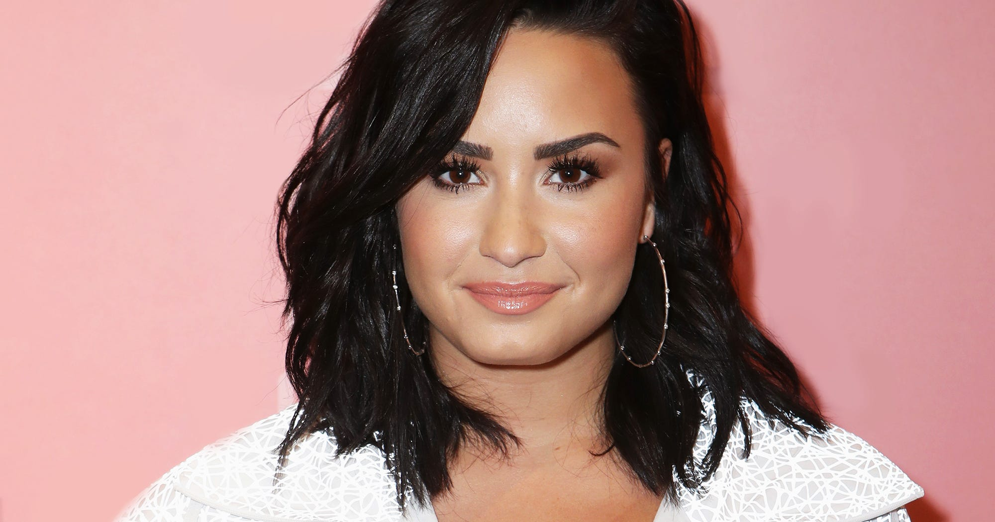 Demi Lovato Reveals Tiny Finger Tattoo About Self-Love