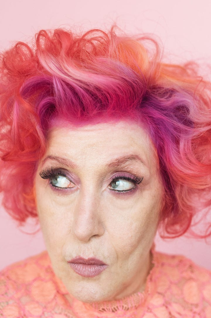 Hair Dye For Older Women - Hair Dyeing Colors-2291
