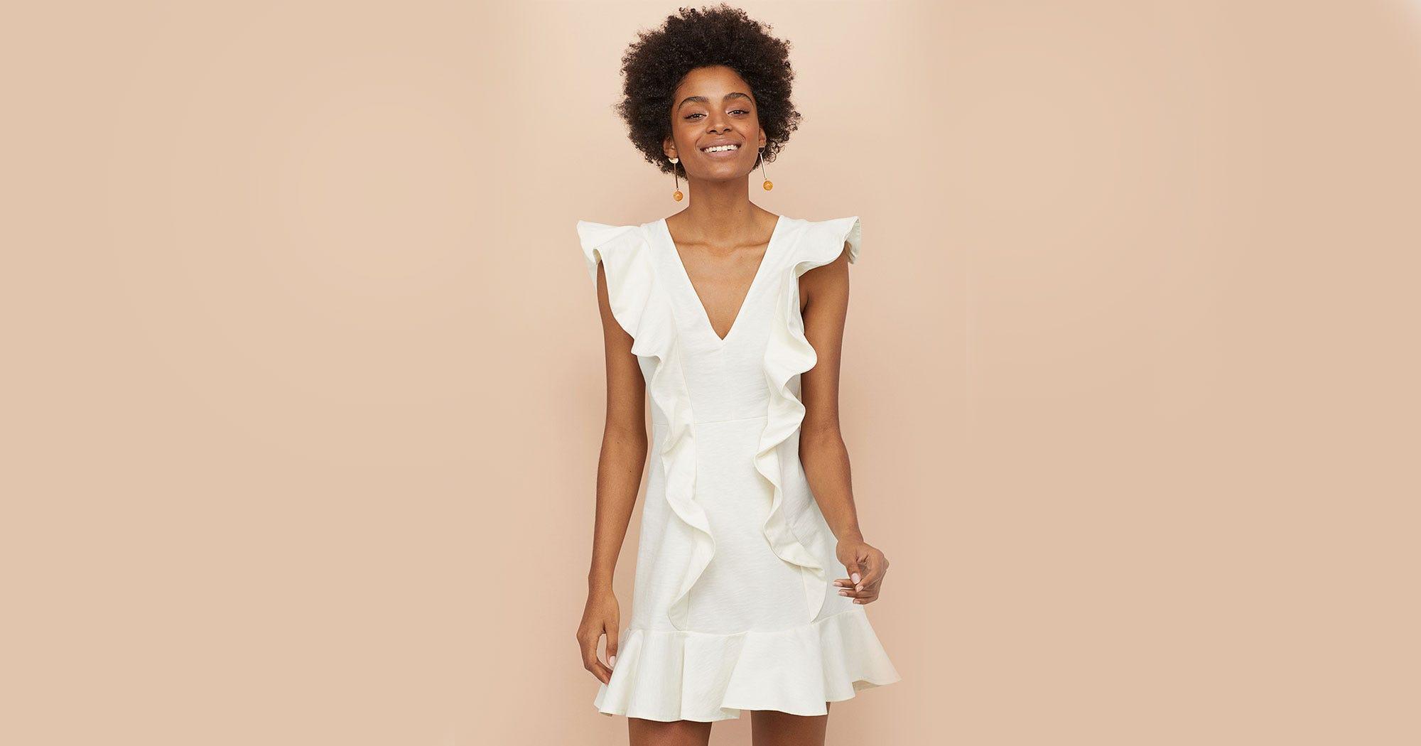 Short Wedding Dresses 2019 Traditional & Elegant Styles