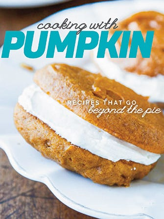 Pumpkin Sweets You Won't Be Able To Control Yourself With
