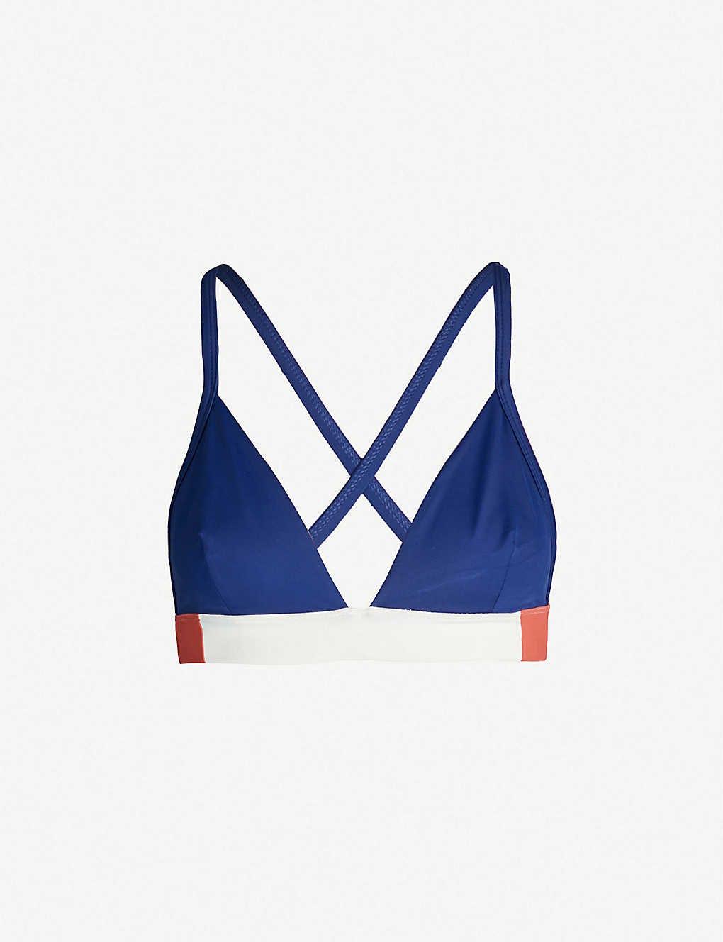 Holiday Bikini Top