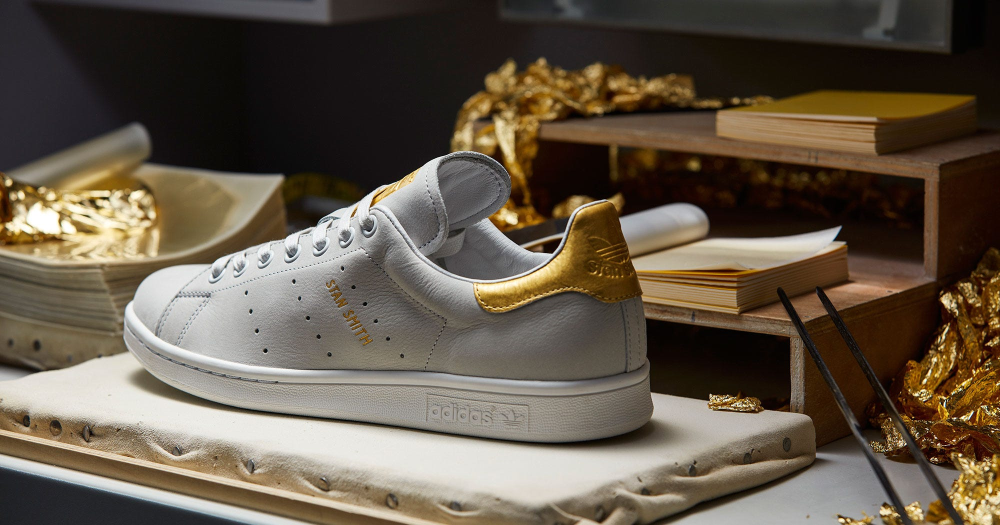 limited edition stan smith sneakers