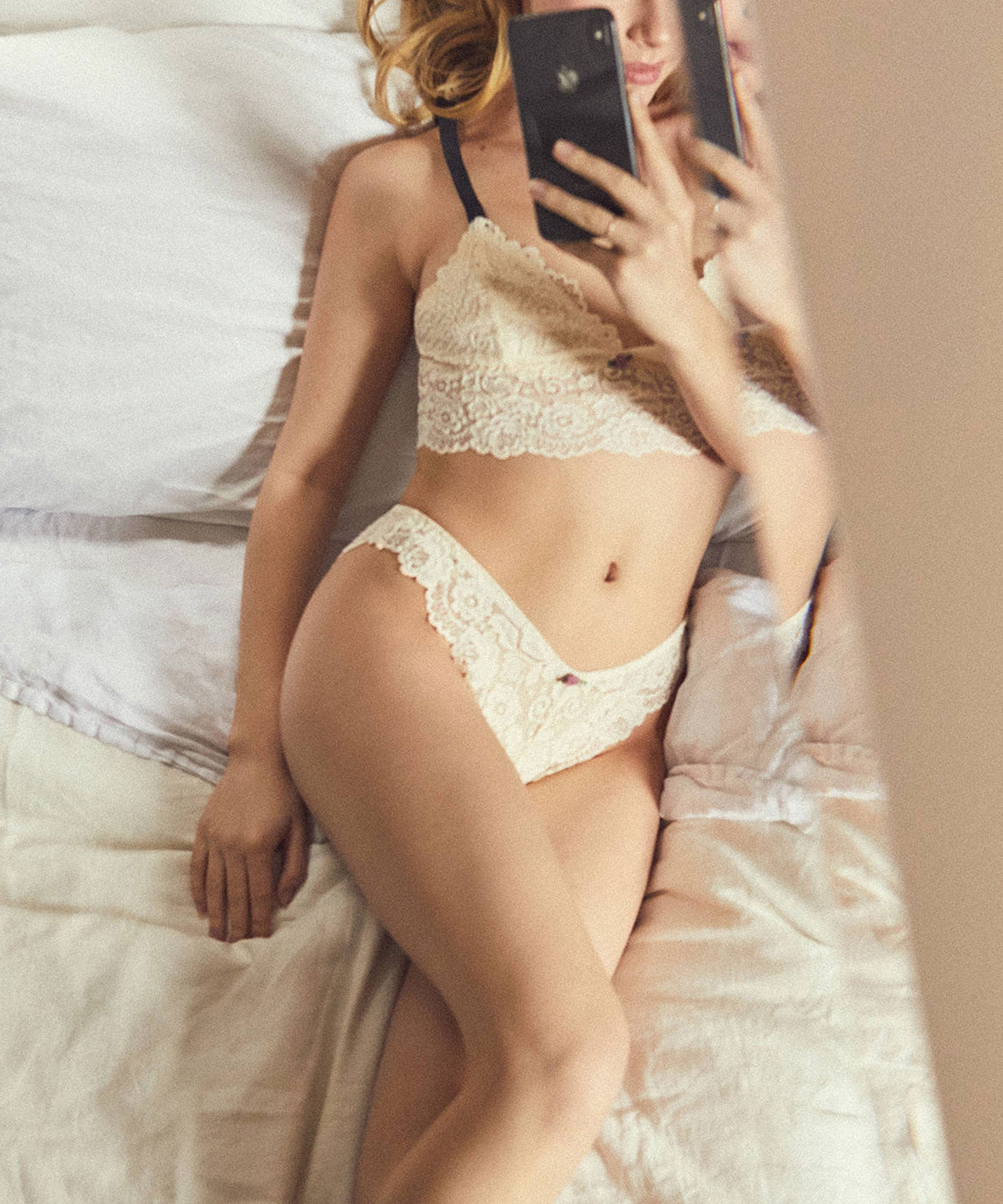Elegant Bridal Lingerie Sexy Wedding Underwear