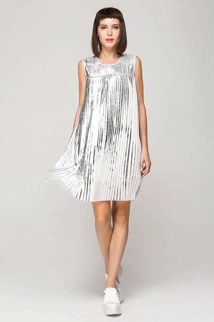 61a5f930afae Lane Bryant + Brocade Surplice Dress
