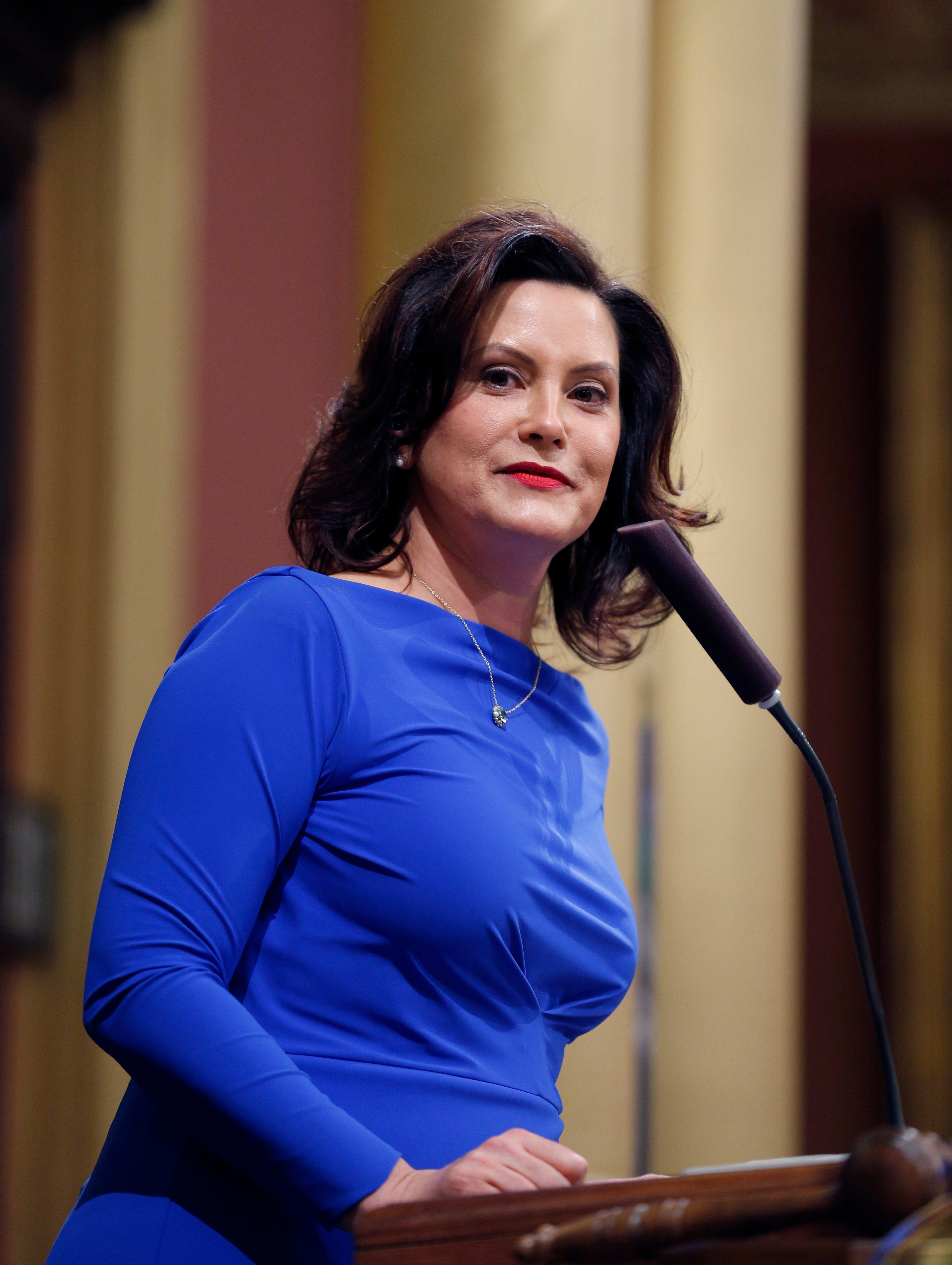 Michigan Gov Gretchen Whitmer Calls Out Sexist Article